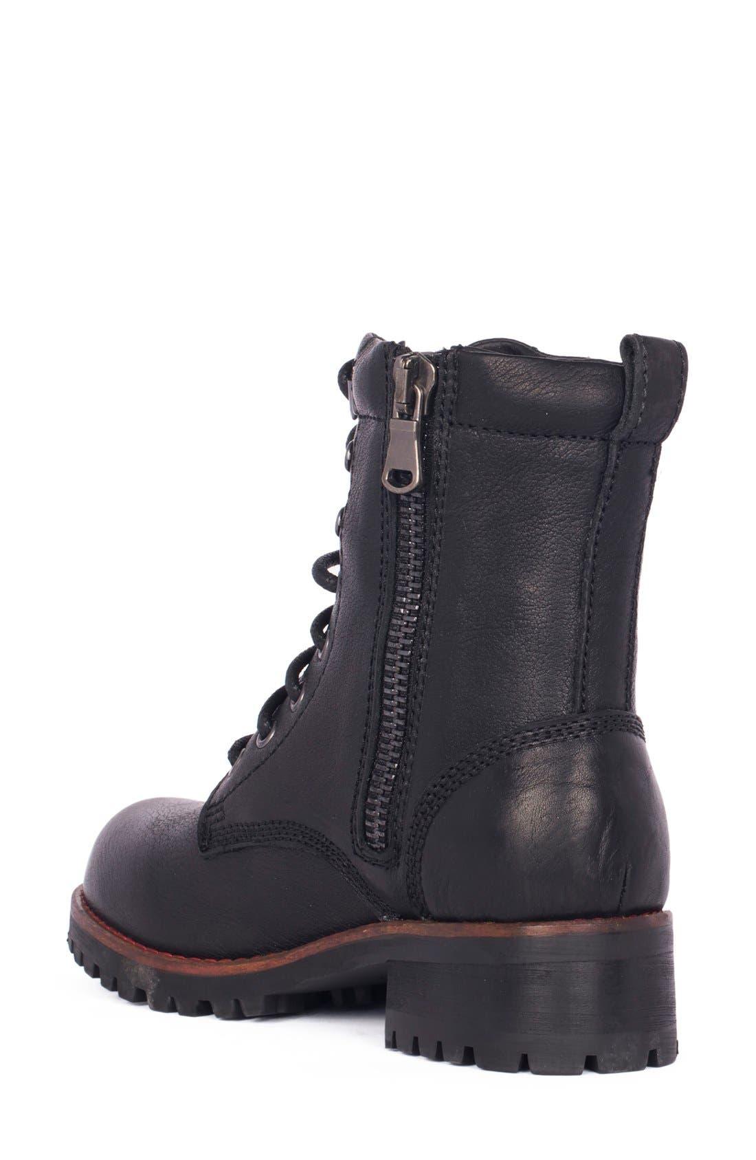 Alternate Image 2  - KLR Chris Combat Boot (Women)
