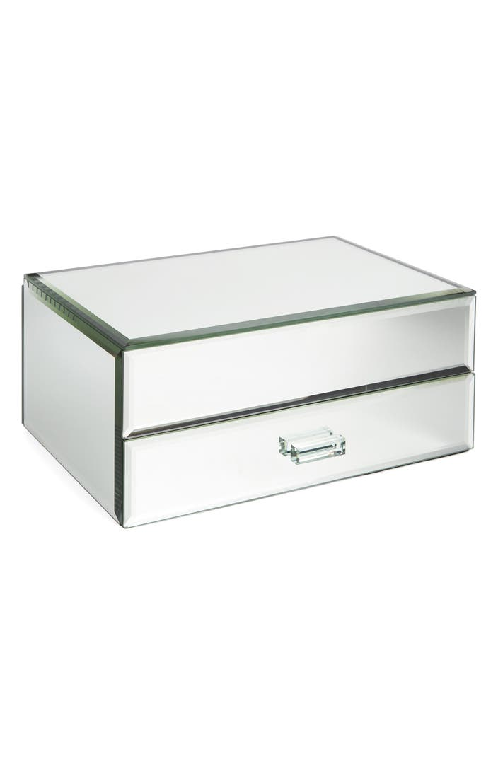 Nordstrom mirror jewelry box nordstrom for Mirror jewelry box
