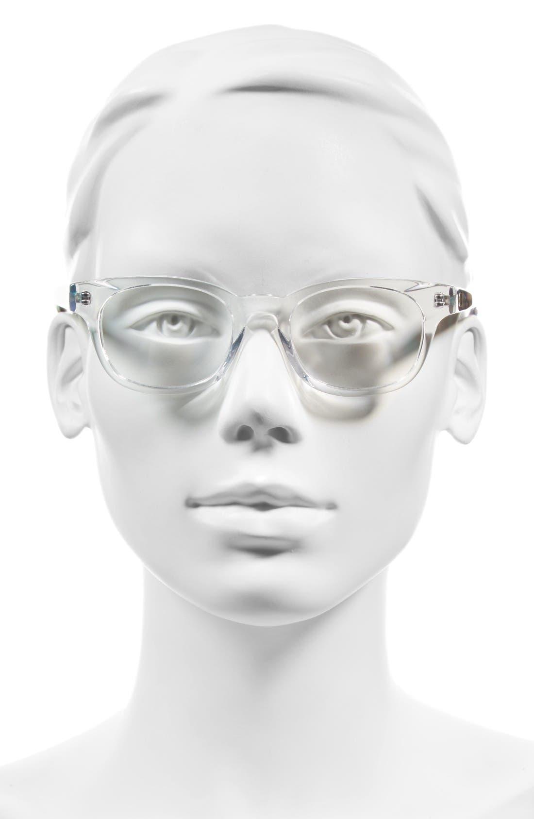 Alternate Image 2  - I Line Eyewear 46mm Reading Glasses