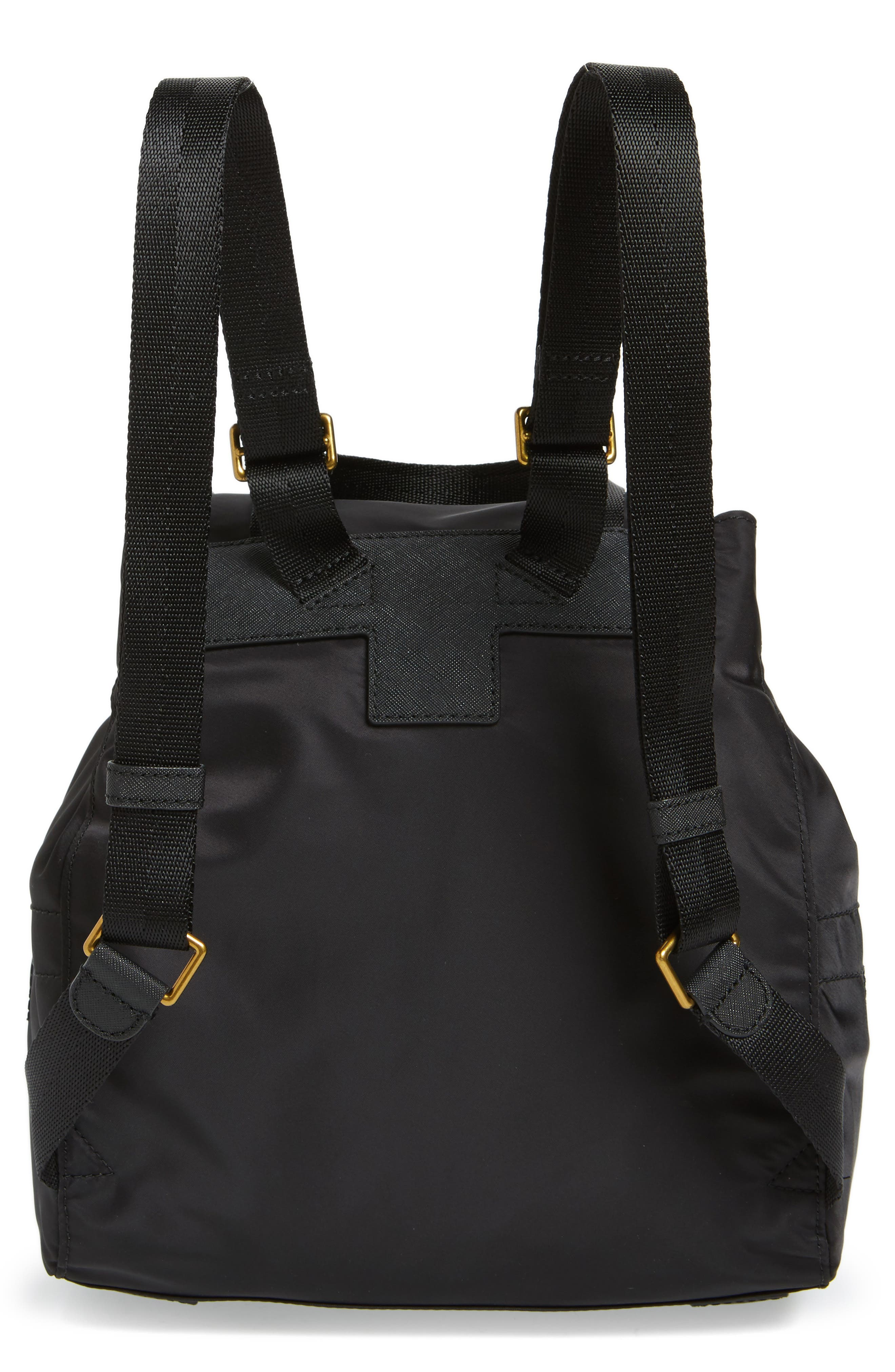Alternate Image 2  - Tory Burch Mini Scout Nylon Backpack