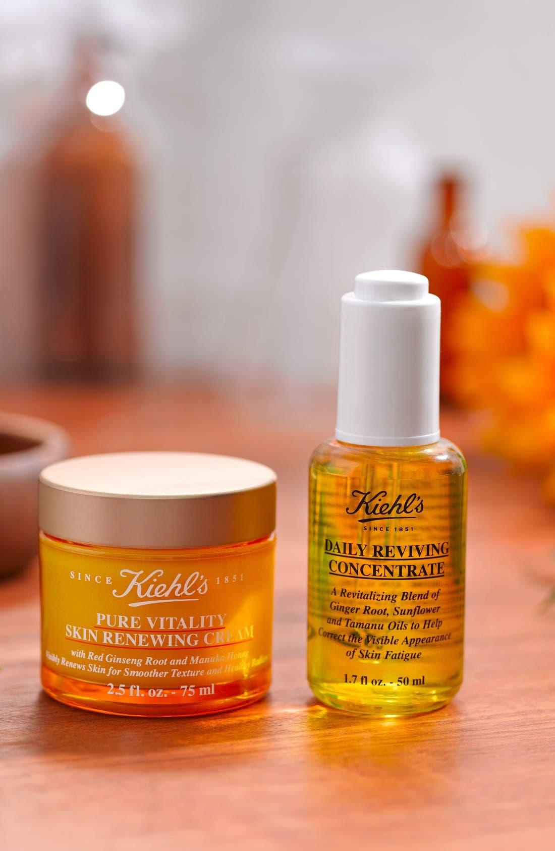 Alternate Image 2  - Kiehl's Since 1851 Pure Vitality Skin Renewing Cream
