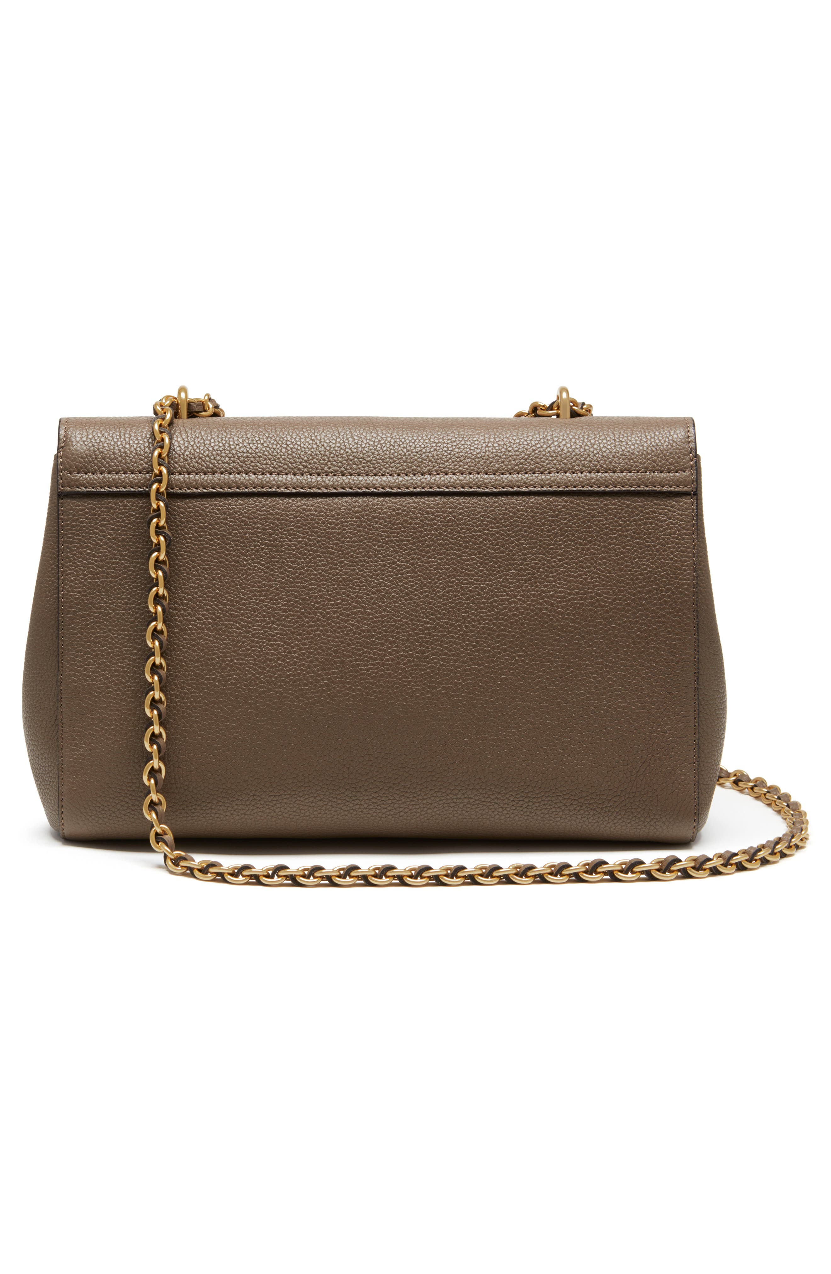 Alternate Image 2  - Mulberry Medium Lily Convertible Leather Crossbody Clutch