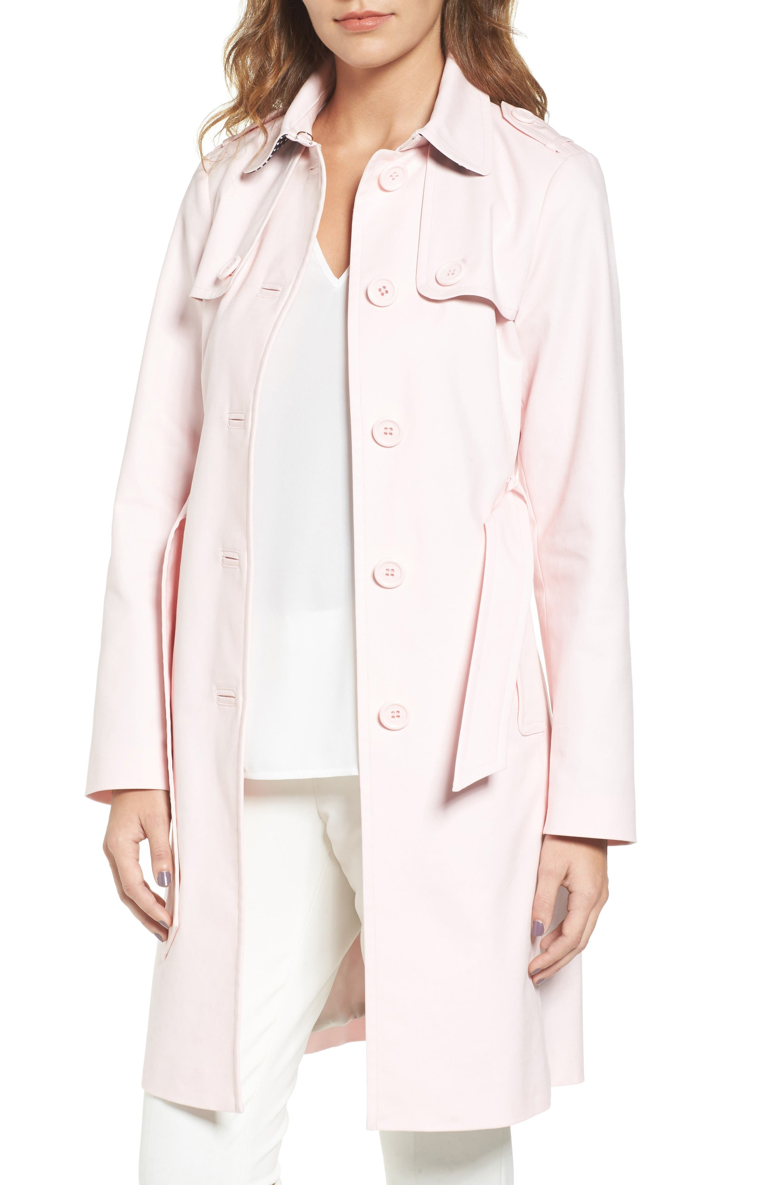 kate spade new york trench