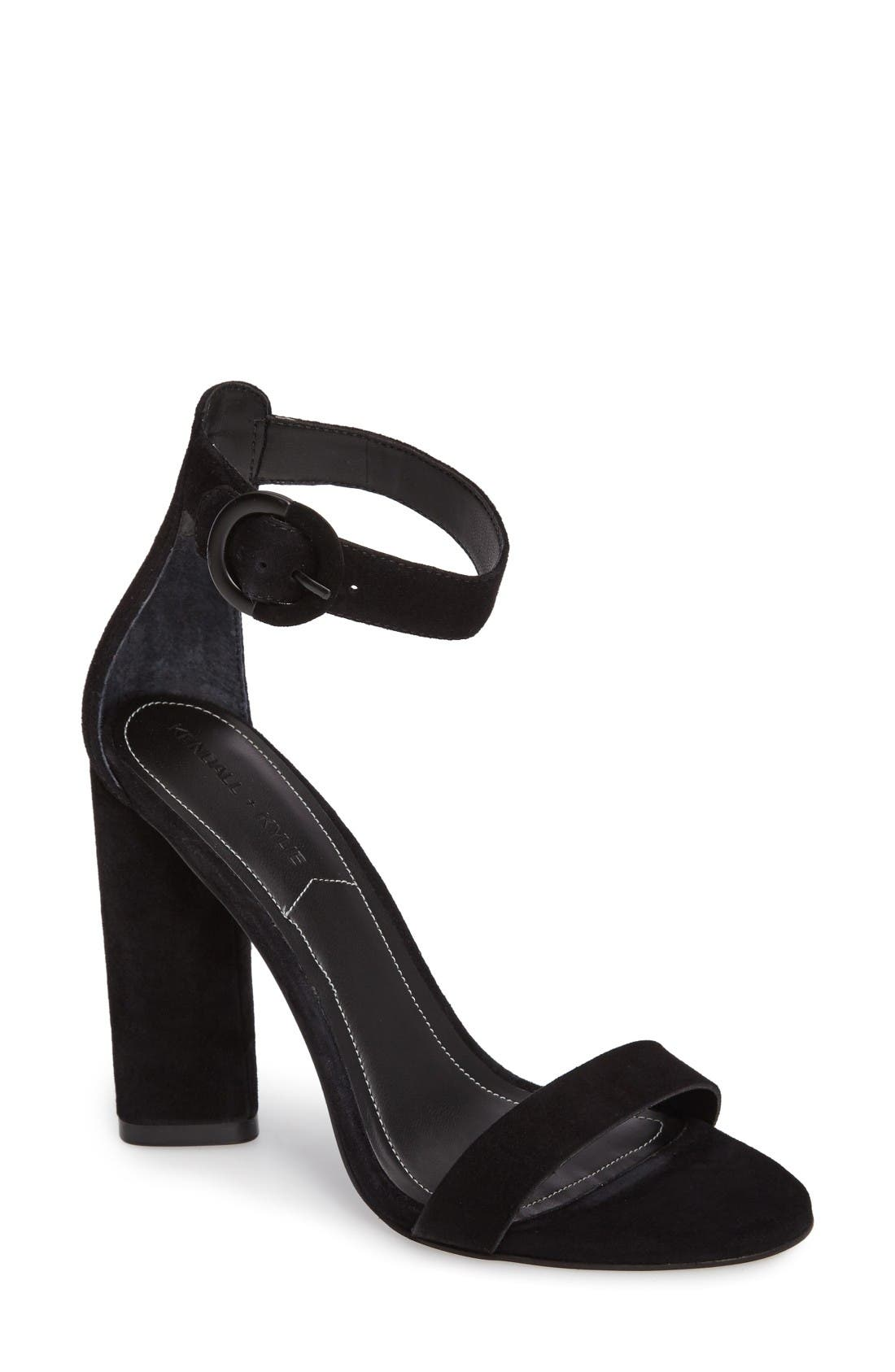 KENDALL + KYLIE Giselle Strappy Sandal (Women)