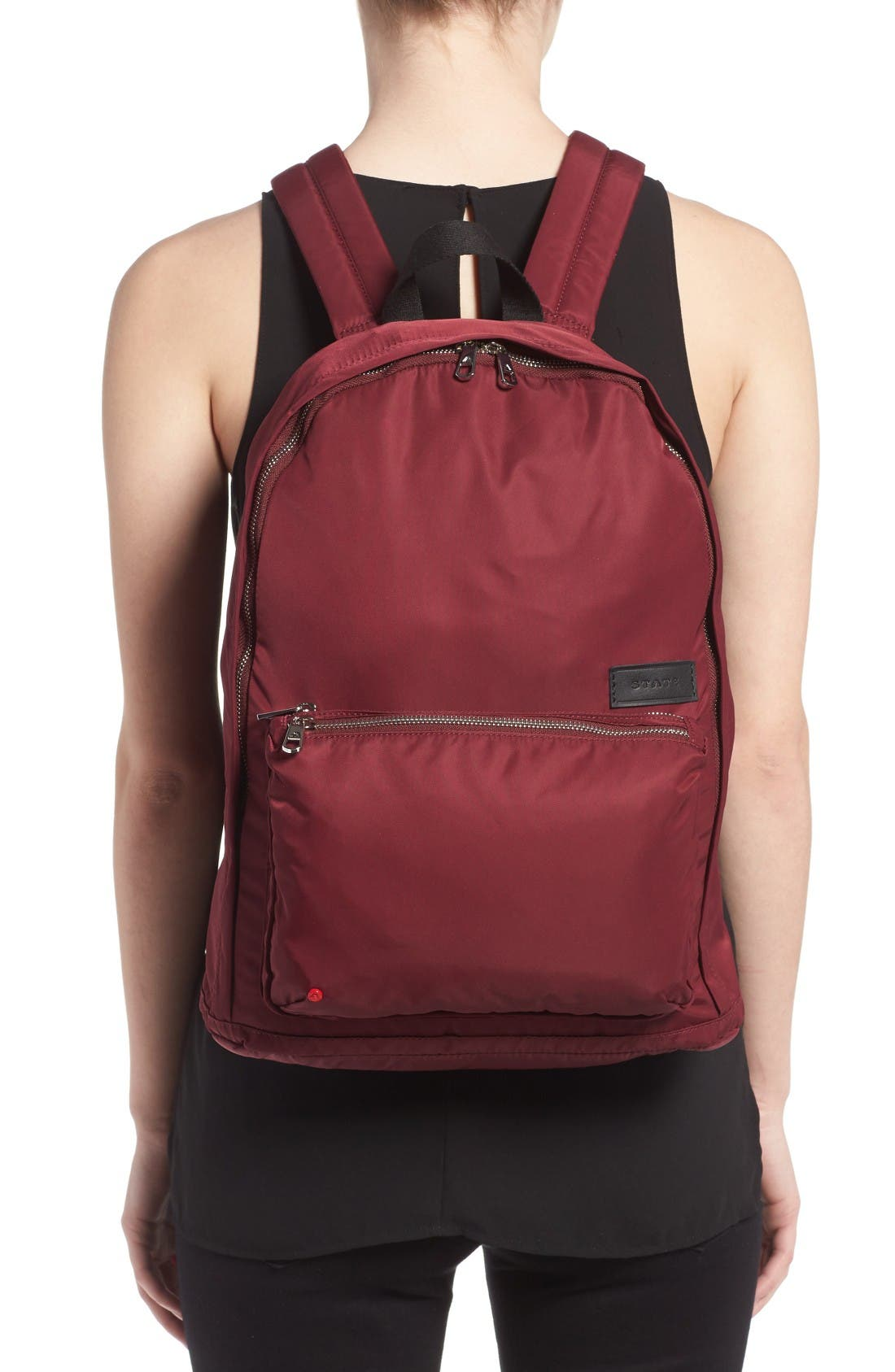 Alternate Image 2  - STATE Bags Lorimer Nylon Backpack