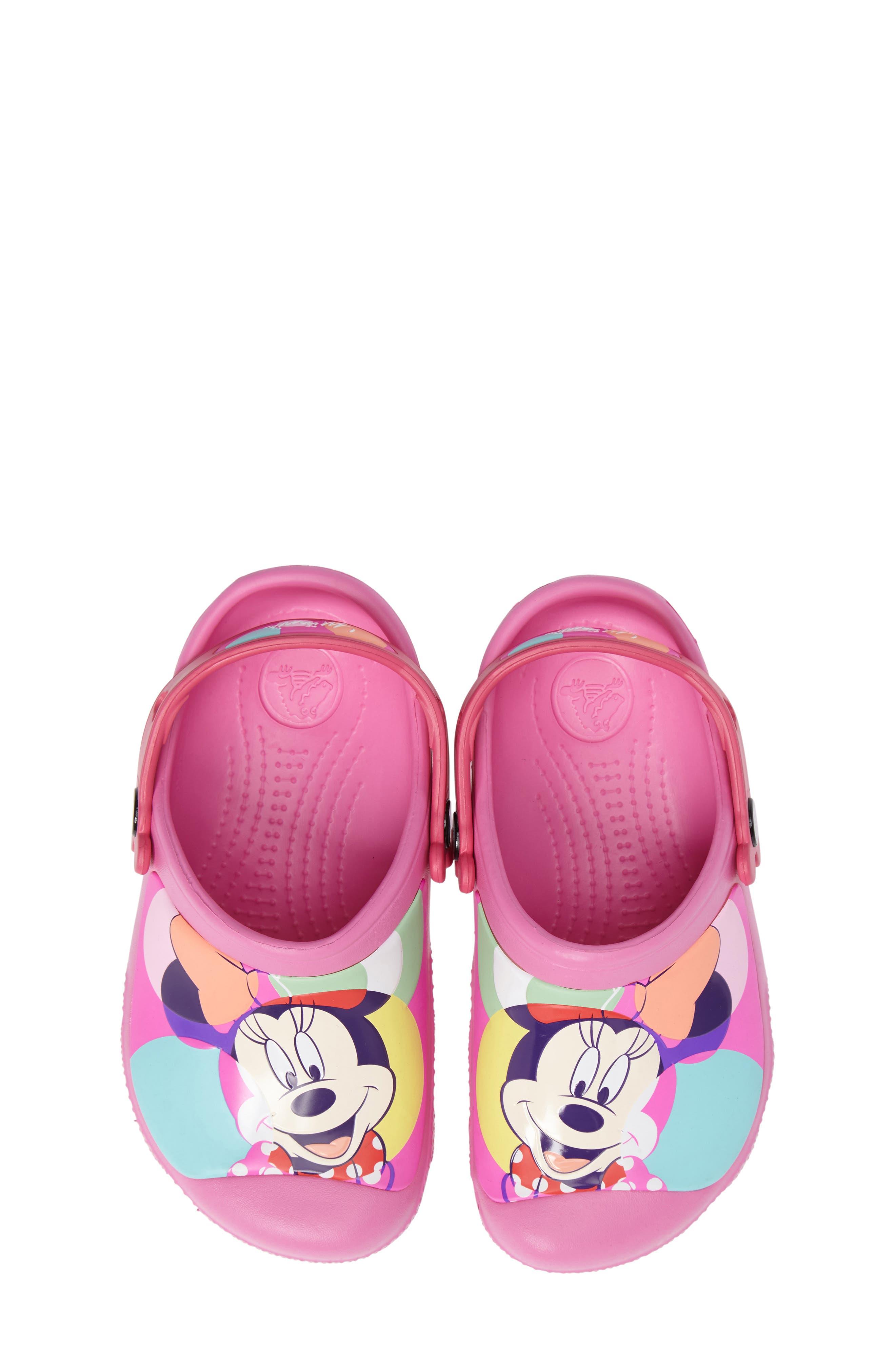 CROCS™ Disney® Minnie Mouse Clog