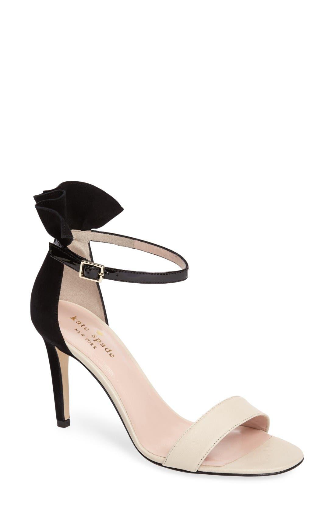 KATE SPADE NEW YORK iris ankle strap sandal