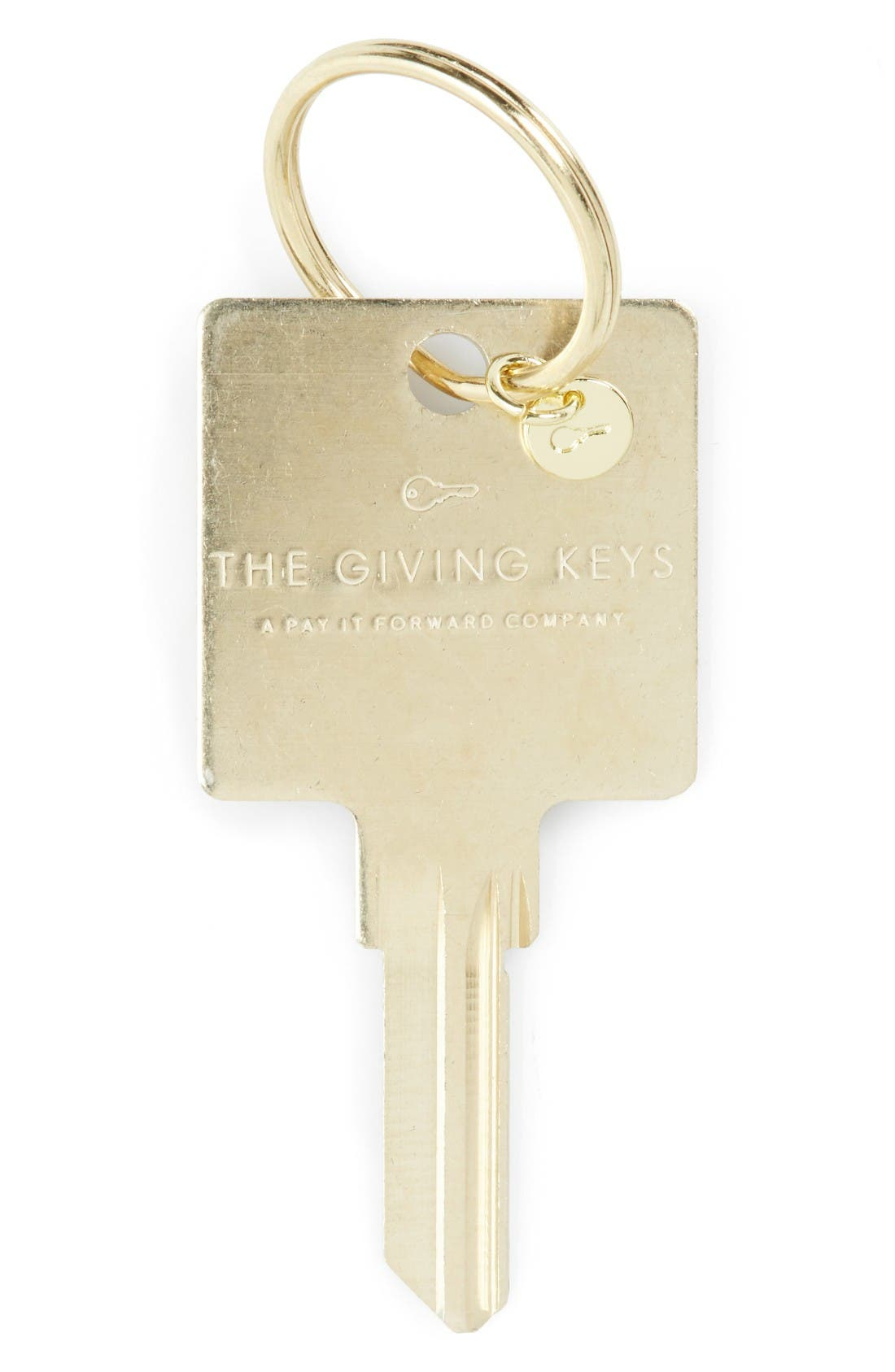 Alternate Image 2  - The Giving Keys Let Go Hotel Key Ring