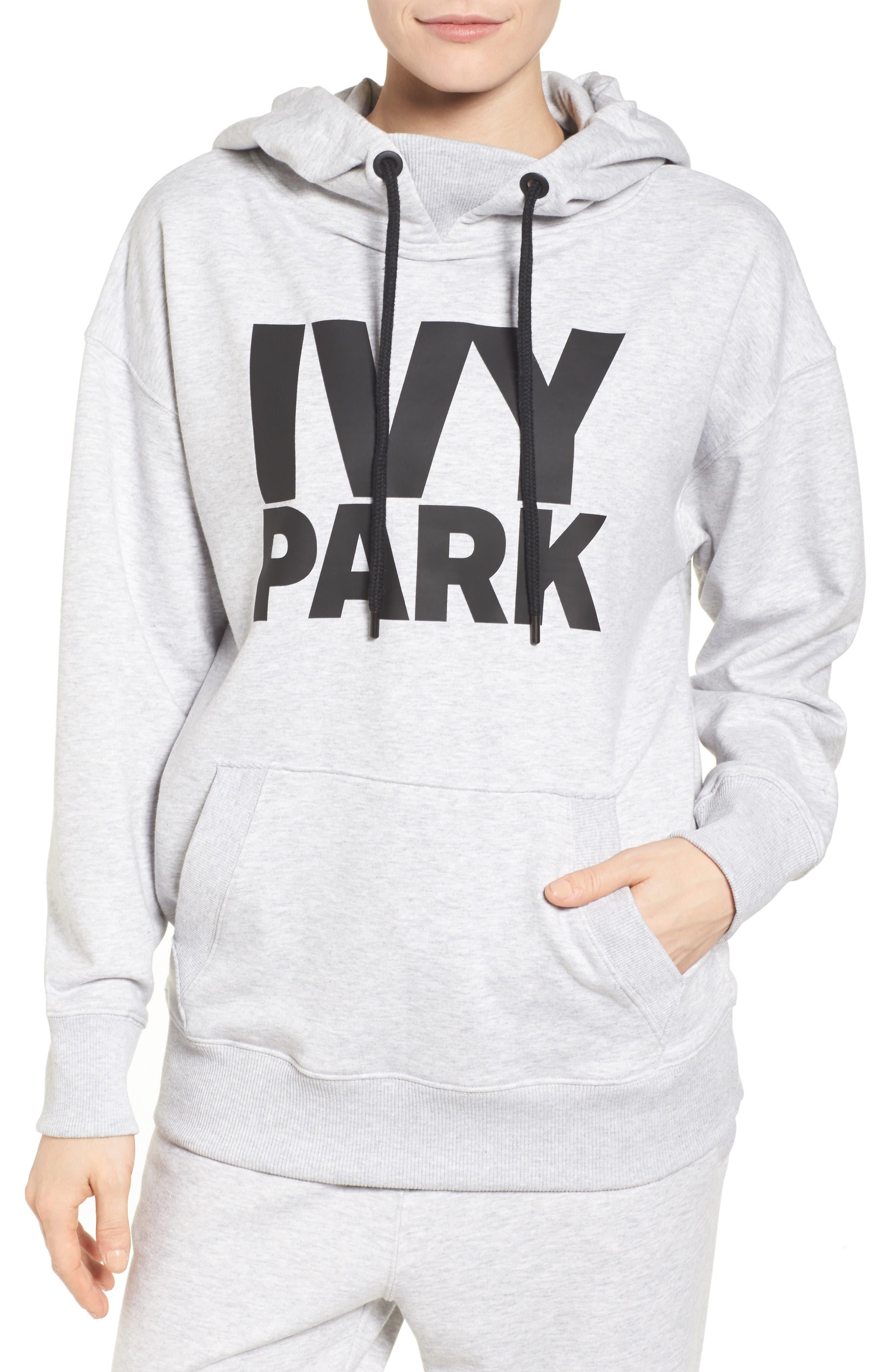 Alternate Image 1 Selected - IVY PARK® Logo Hoodie