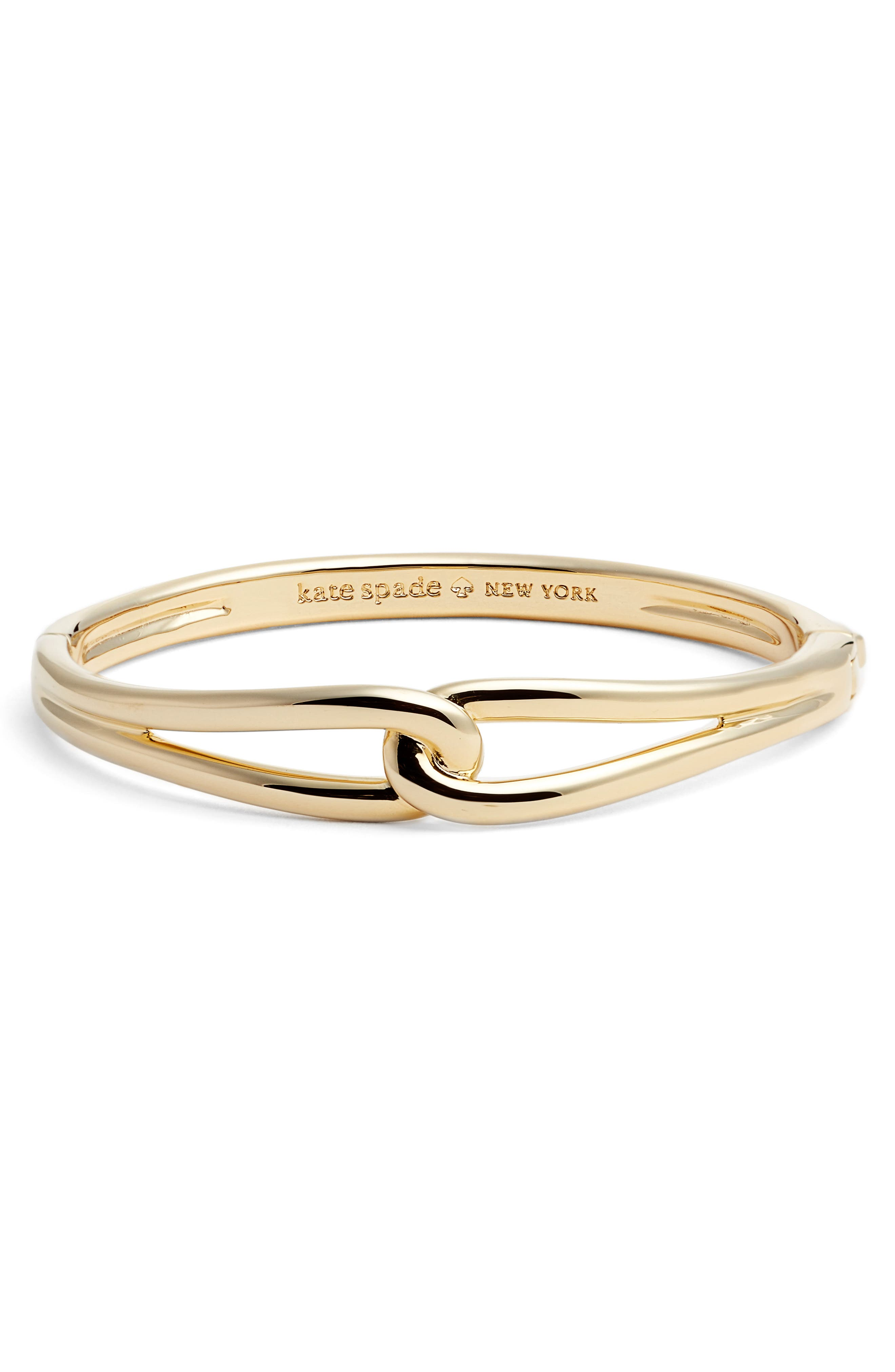 Alternate Image 1 Selected - kate spade new york get connected loop bangle