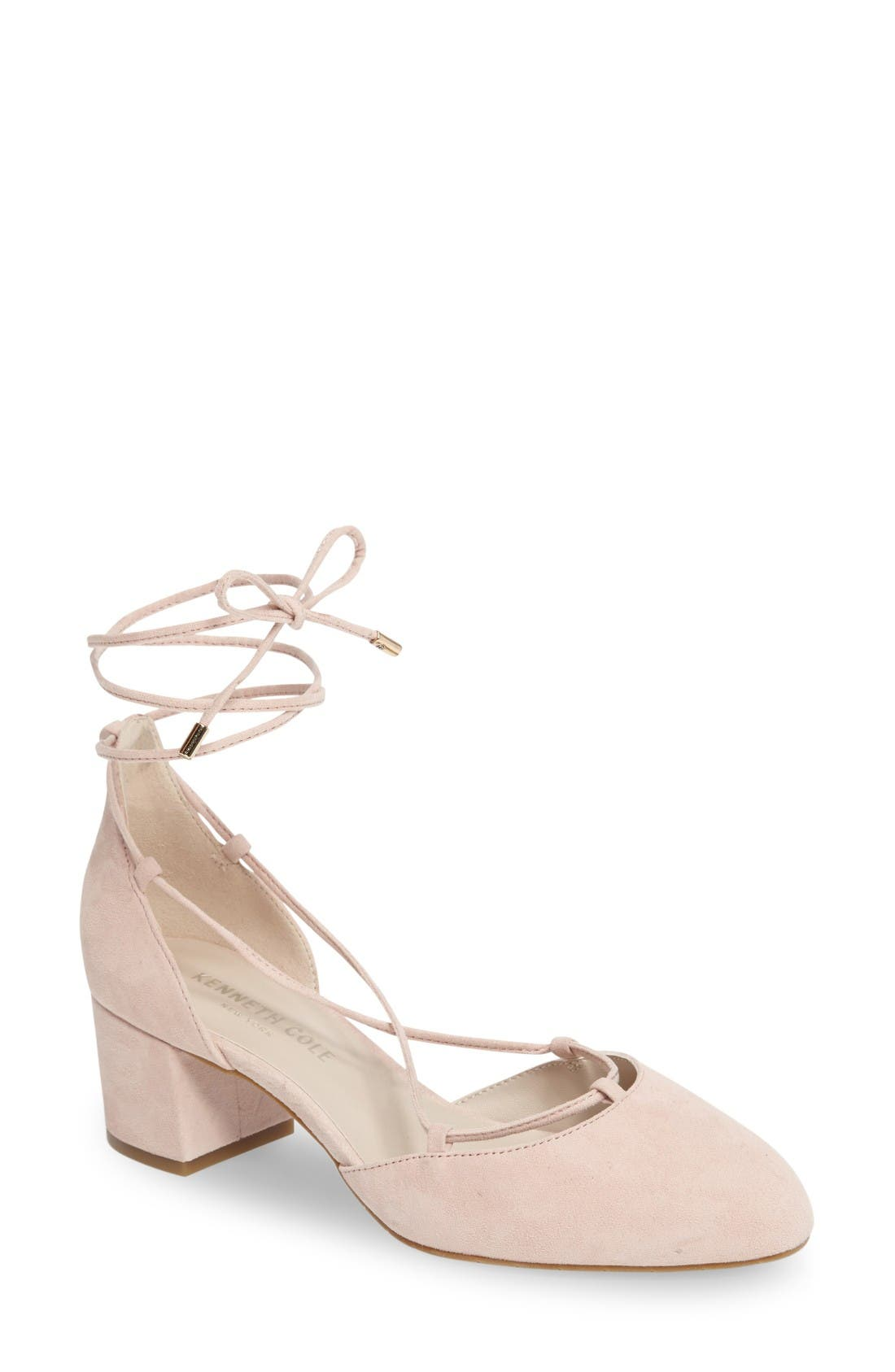 Kenneth Cole New York Toniann Lace-Up Pump (Women)