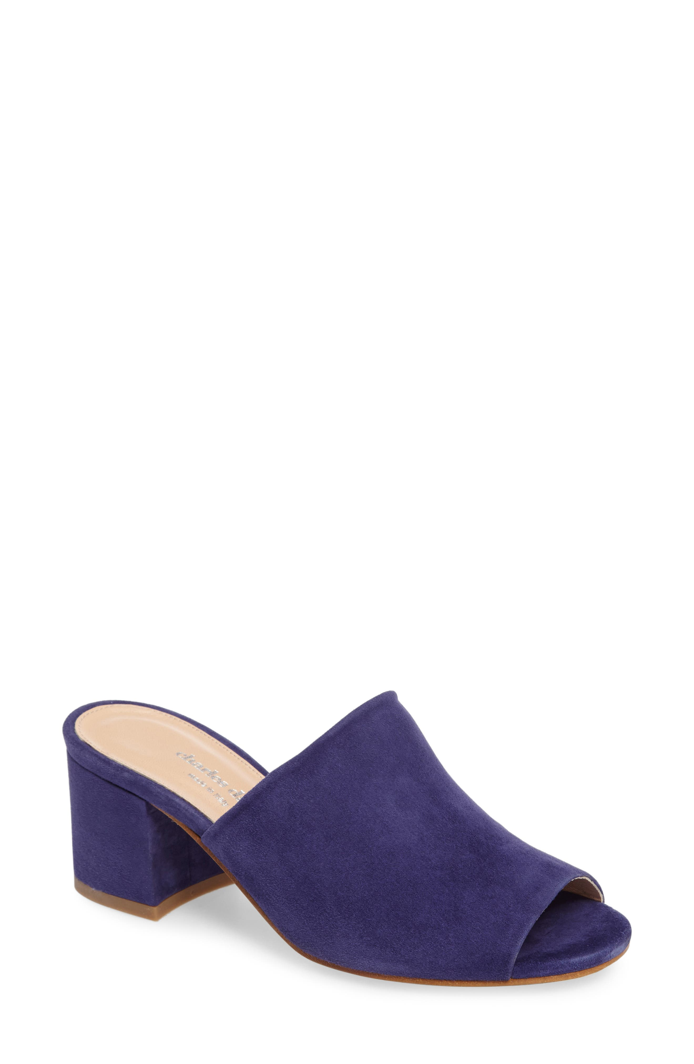 Charles by Charles David Brie Open Toe Mule (Women)