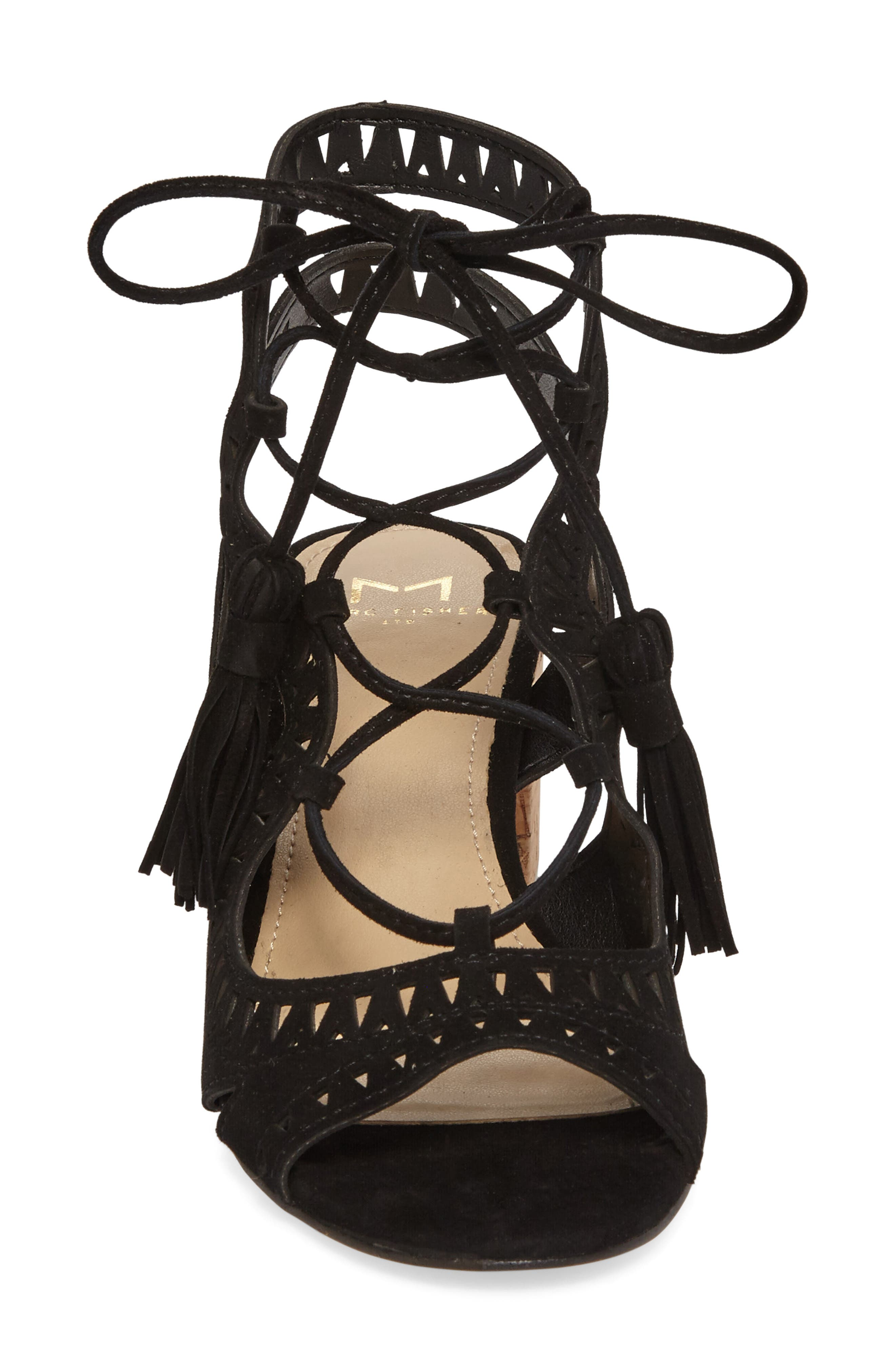 Alternate Image 3  - Marc Fisher LTD Remone Ghillie Lace Sandal (Women)