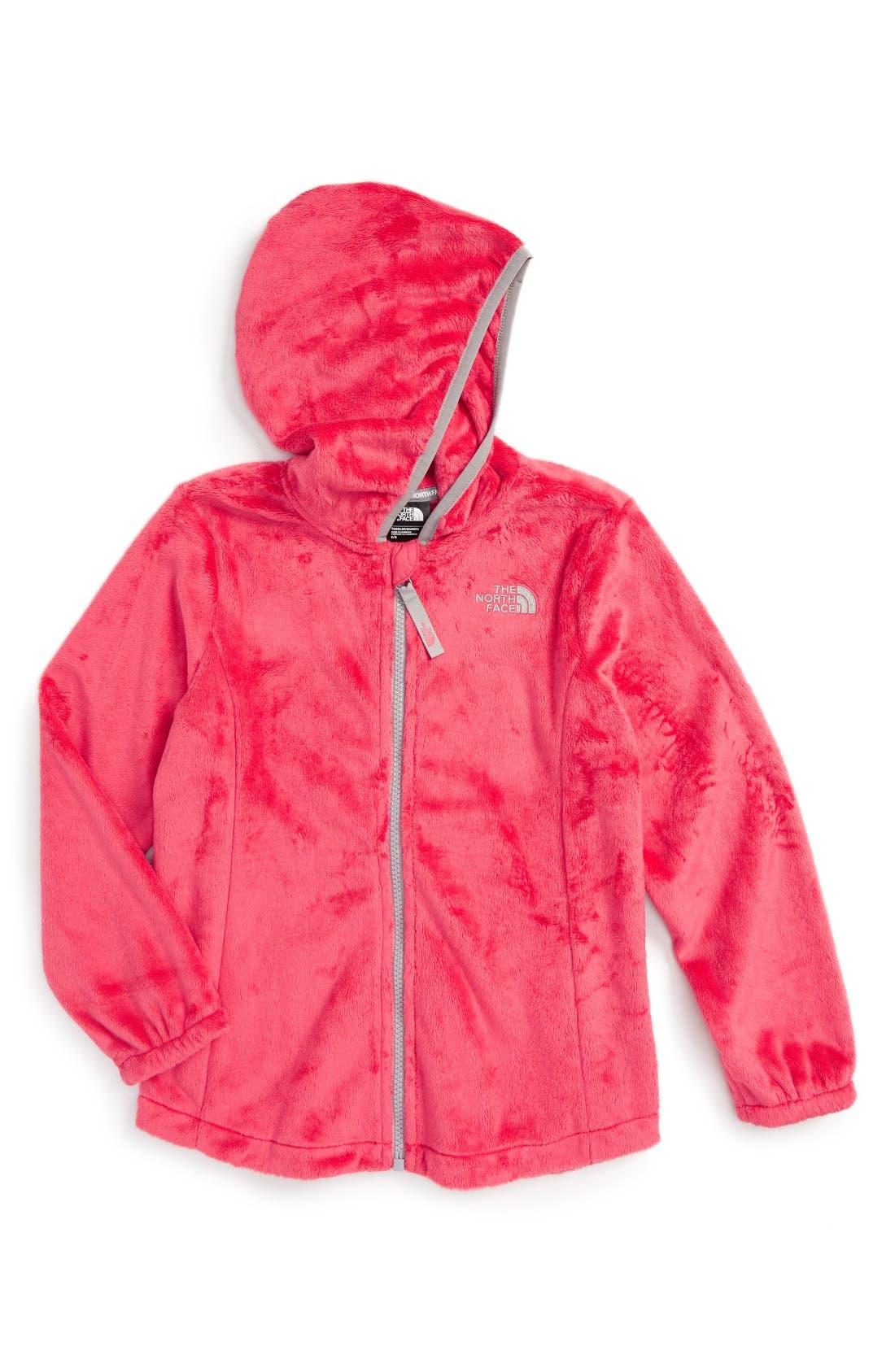 The North Face Osolita 2 Fleece Hooded Jacket (Toddler Girls & Little Girls)