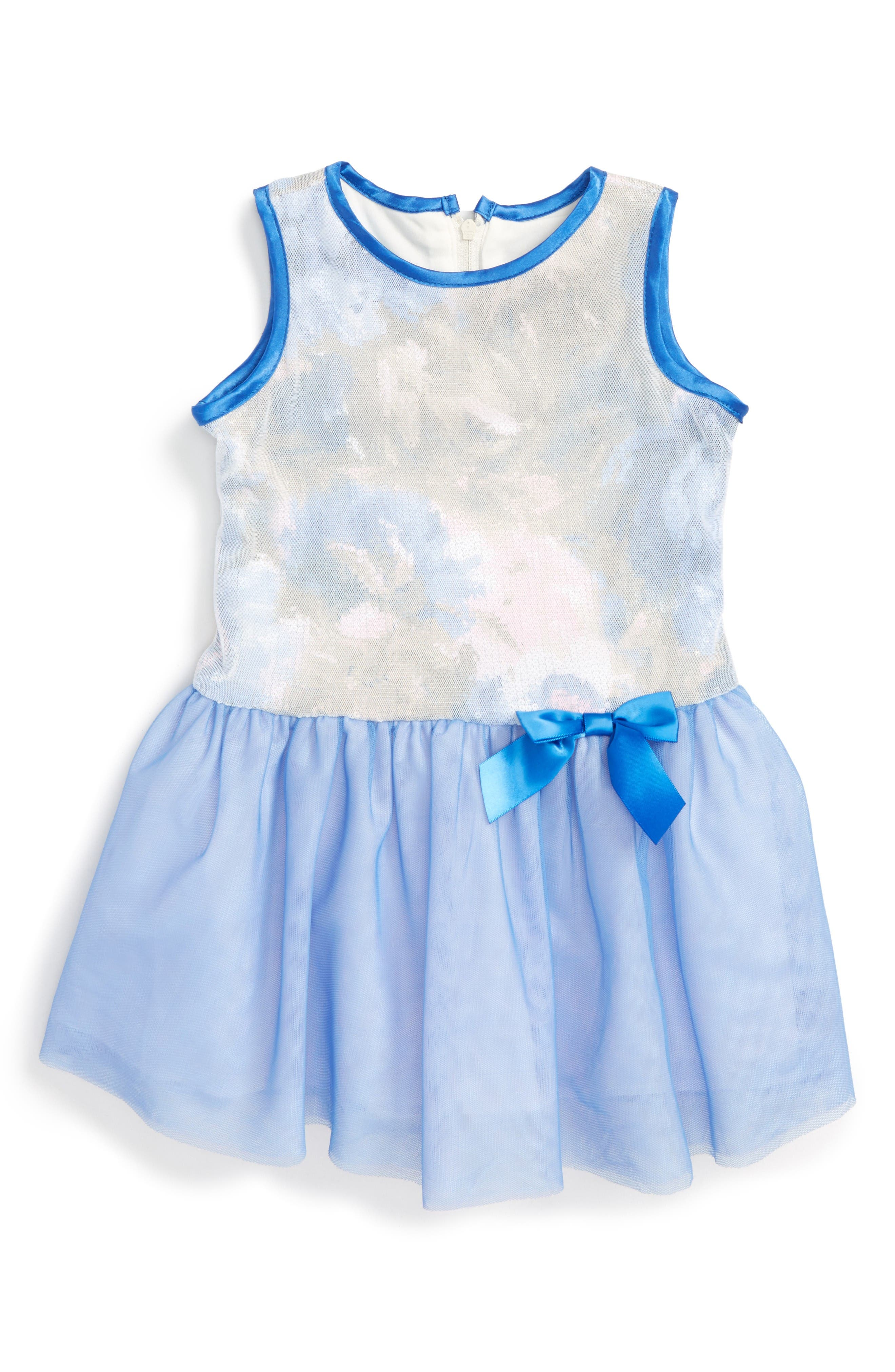 US ANGELS Drop Waist Dress