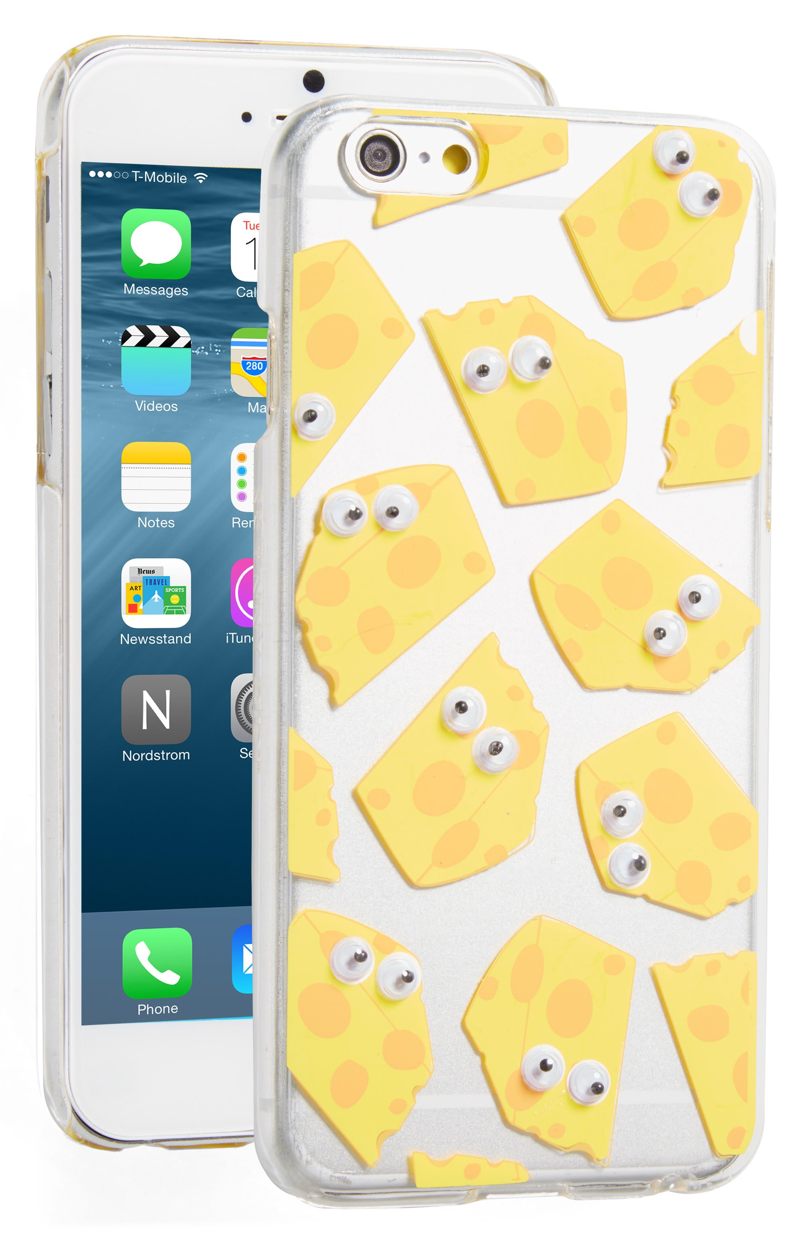 SKINNYDIP Googly Eye Edam iPhone 6 & 6s