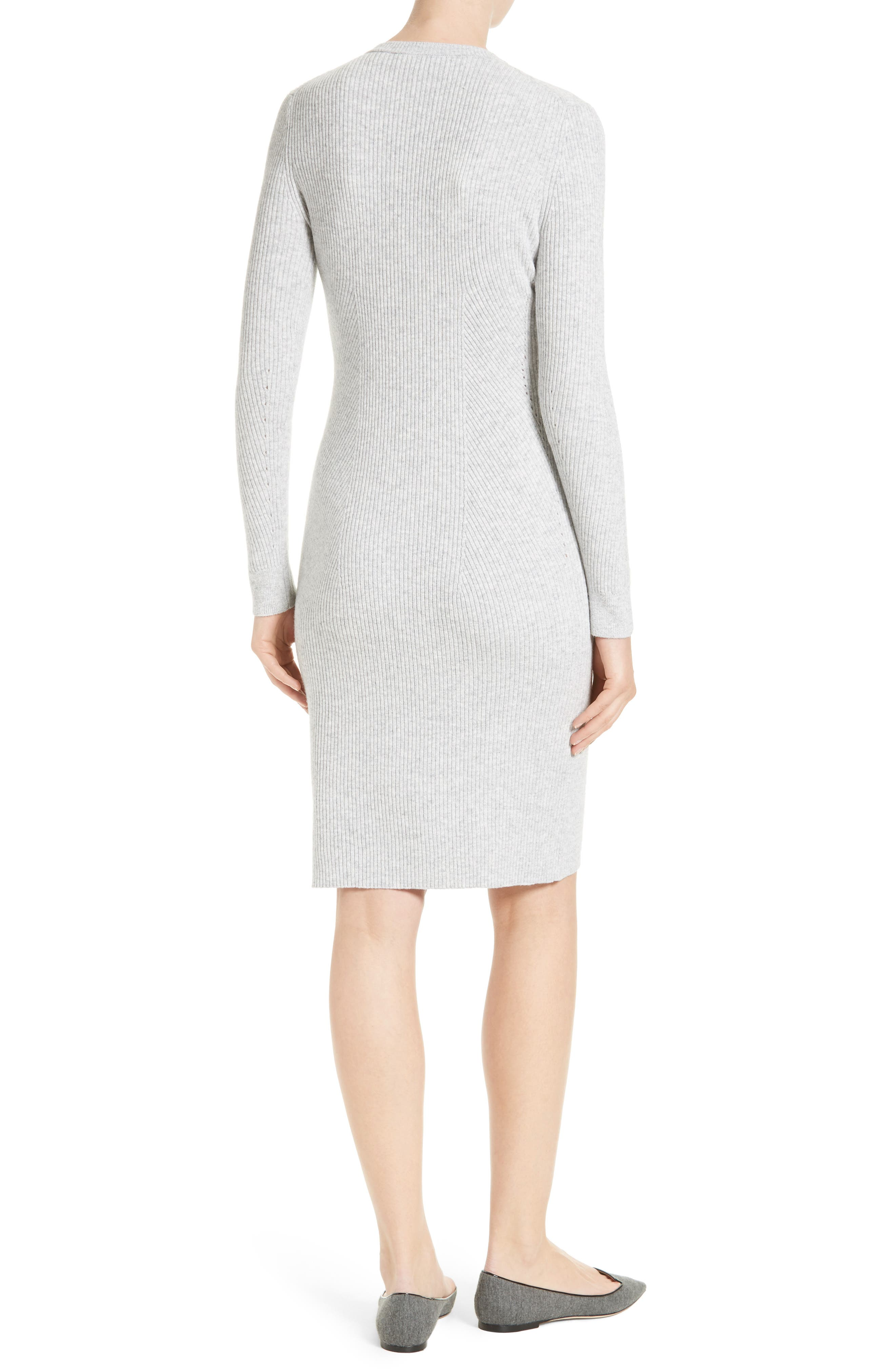 Alternate Image 2  - Ted Baker London Pennih Rib Knit Dress