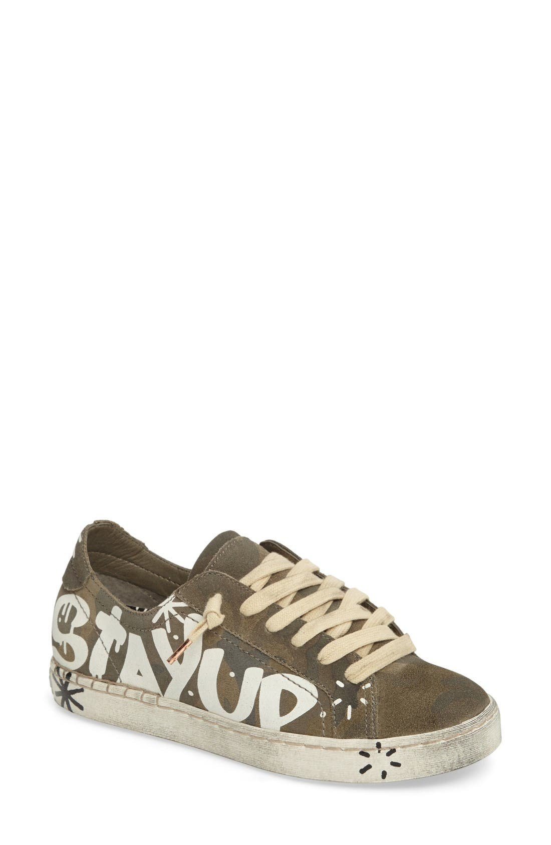 DOLCE VITA Z-Stay Up Platform Sneaker