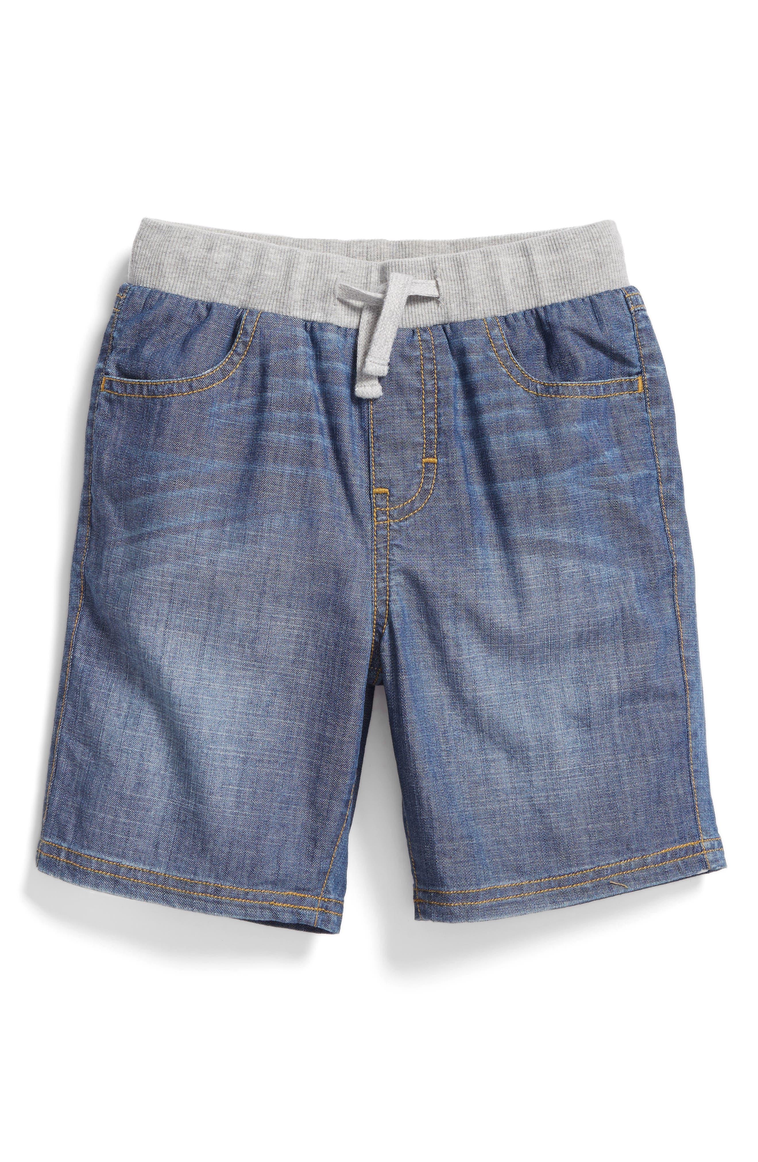 Alternate Image 1 Selected - Tucker + Tate Denim Shorts (Toddler Boys & Little Boys)