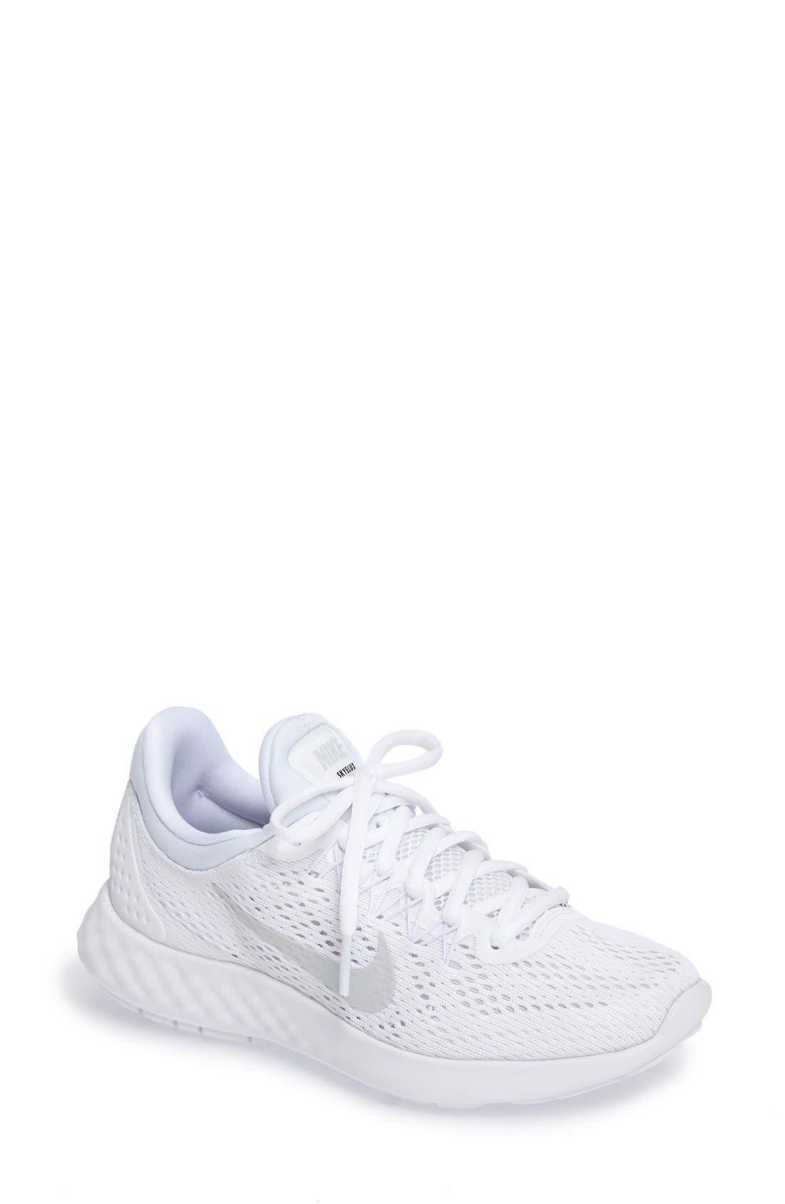 Alternate Image 1 Selected - Nike Lunar Skyelux Running Shoe (Women)