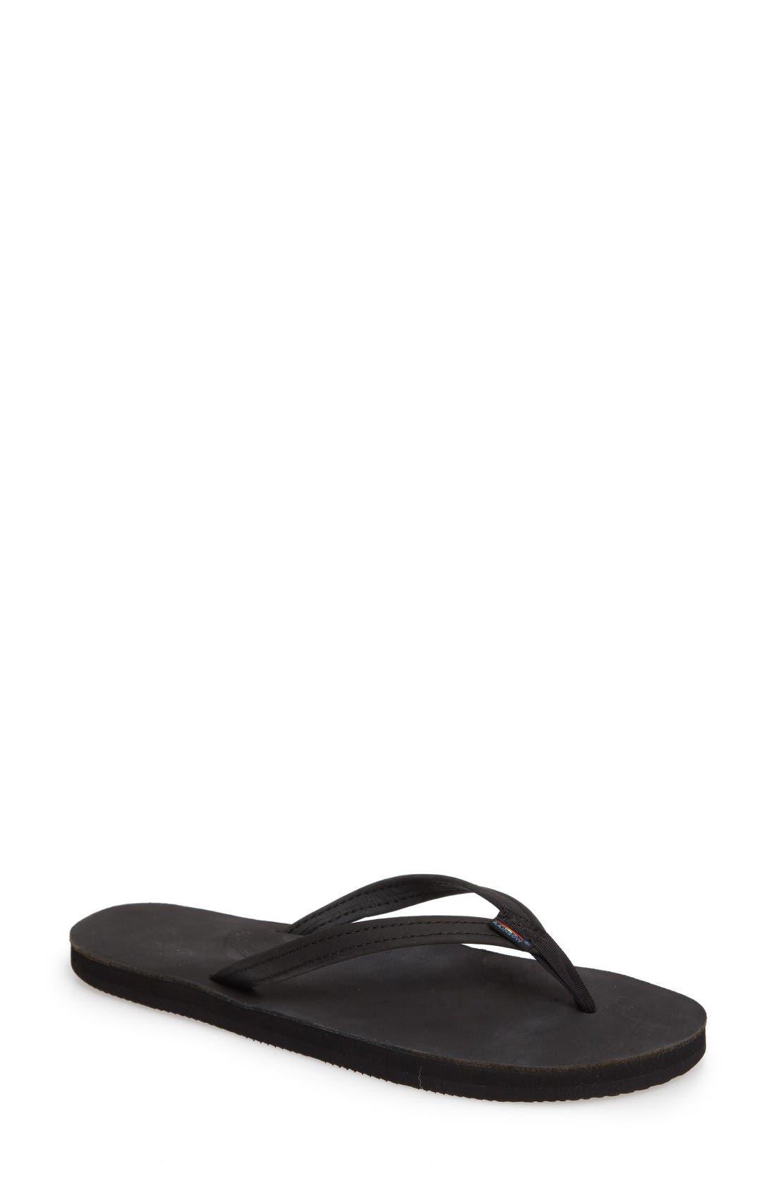 Black rainbow sandals with crystals - Black Rainbow Sandals With Crystals 8