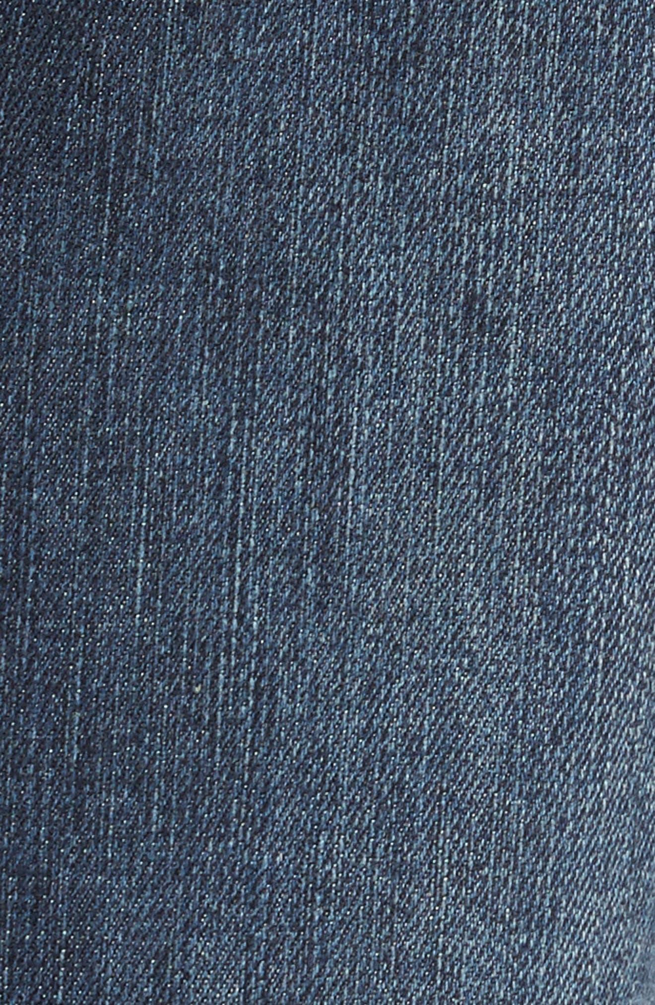 Alternate Image 5  - Travis Mathew 'Duke' Relaxed Fit Jeans (Vintage Indigo)