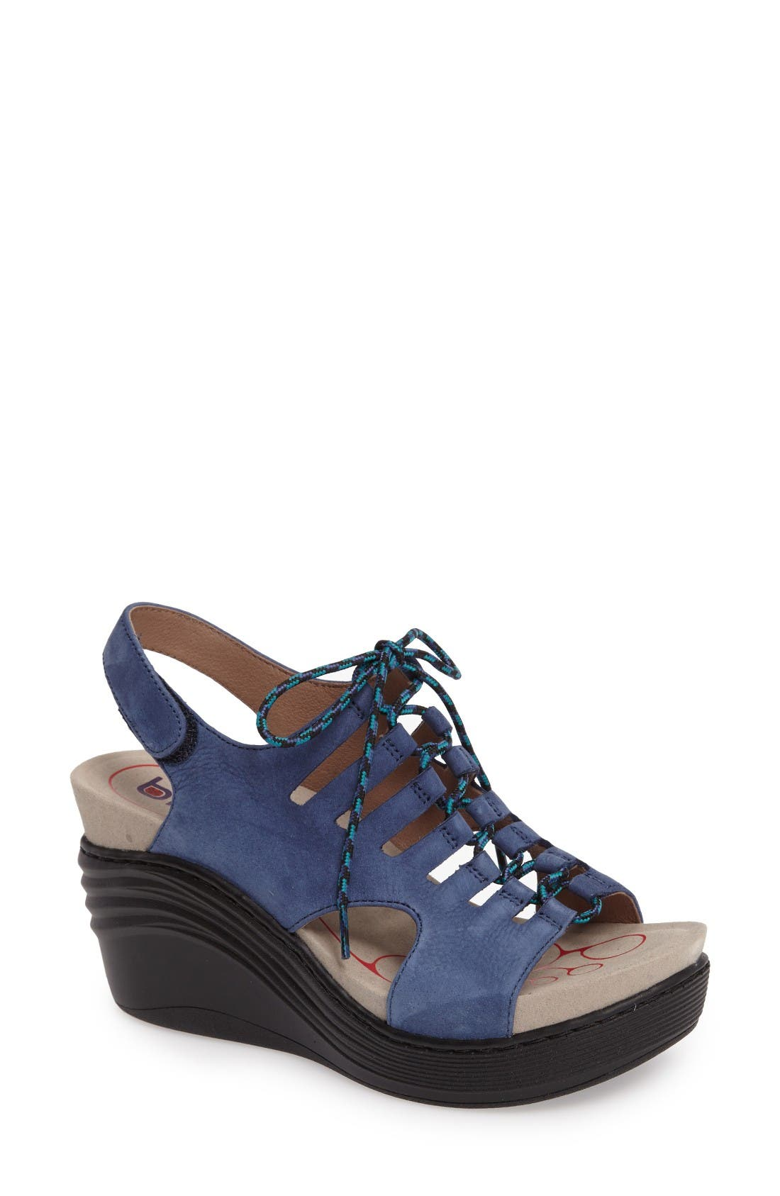 BIONICA Sirus Wedge Sandal