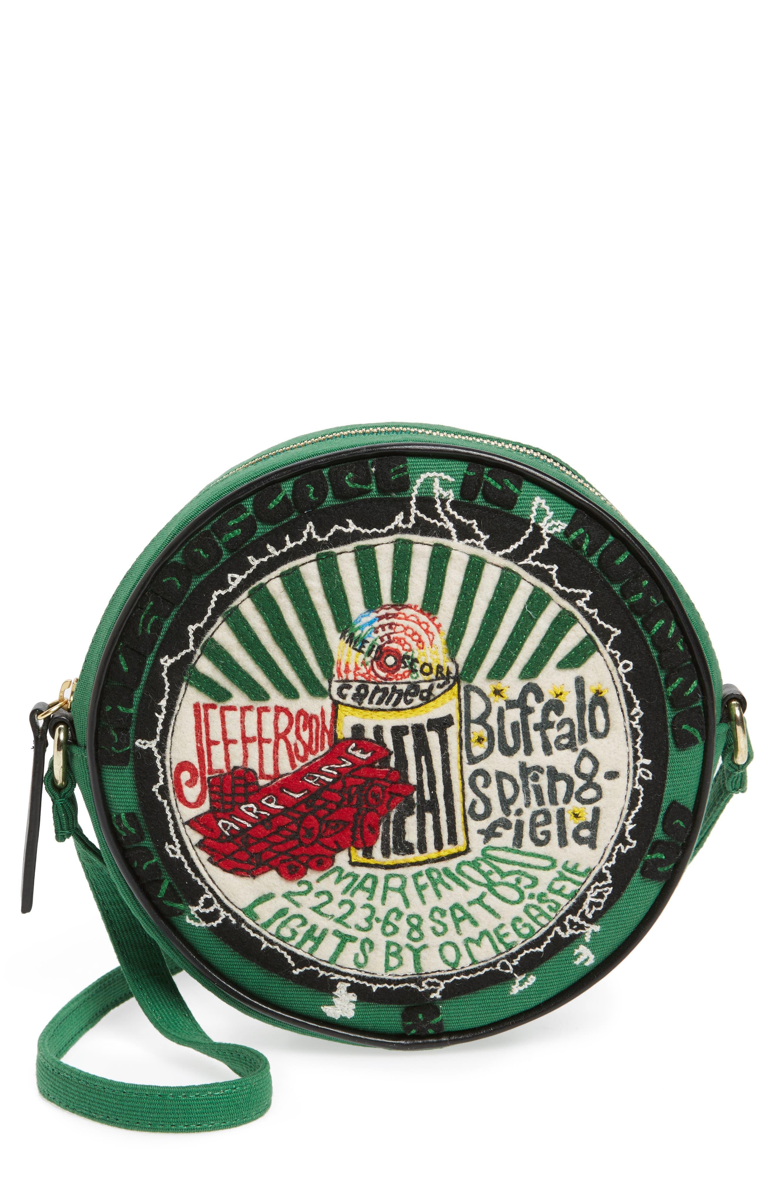 Alternate Image 1 Selected - Olympia Le-Tan Kaleidoscope Shoulder Bag