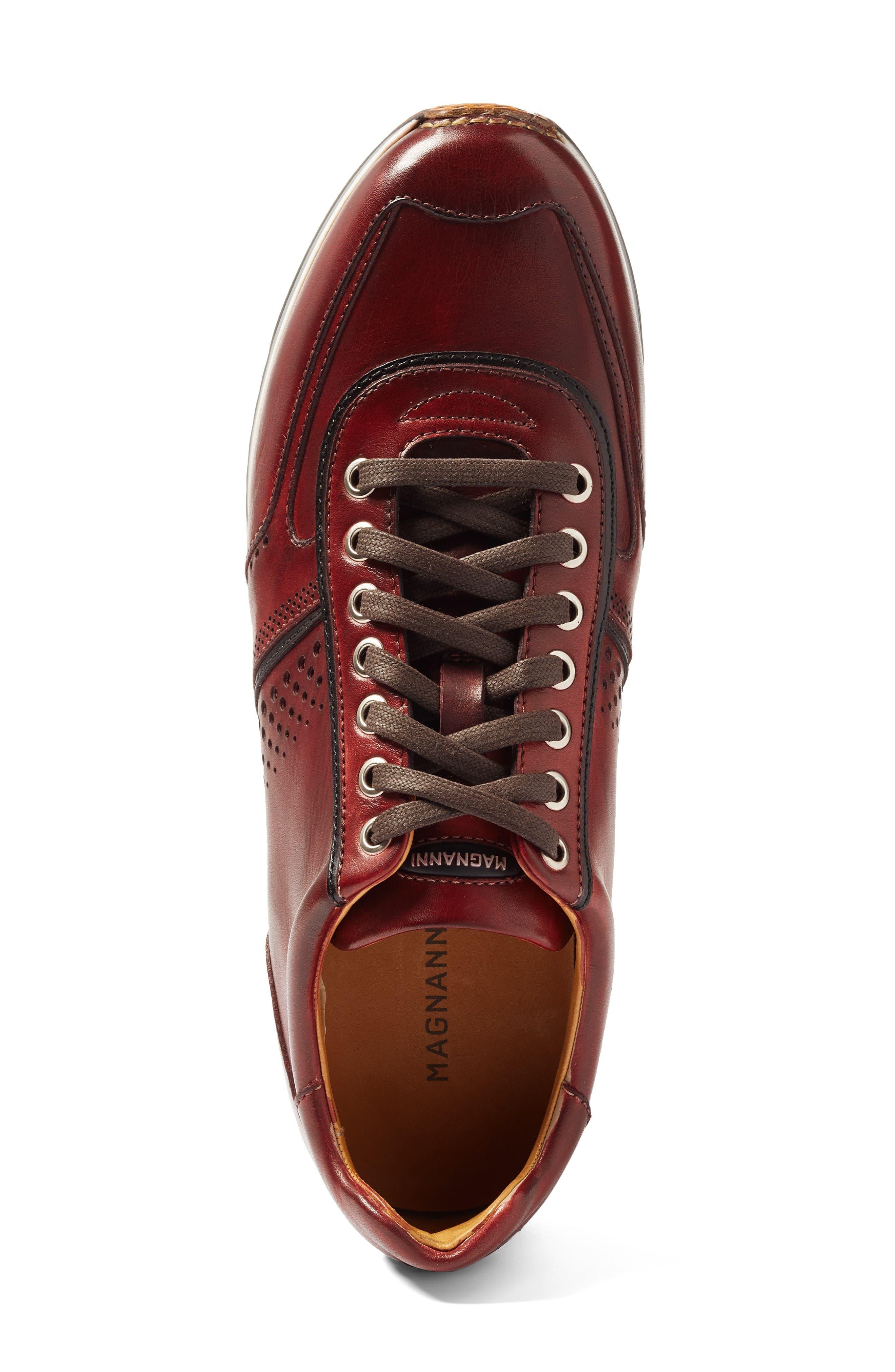 Alternate Image 6  - Magnanni 'Cristian' Sneaker (Men)