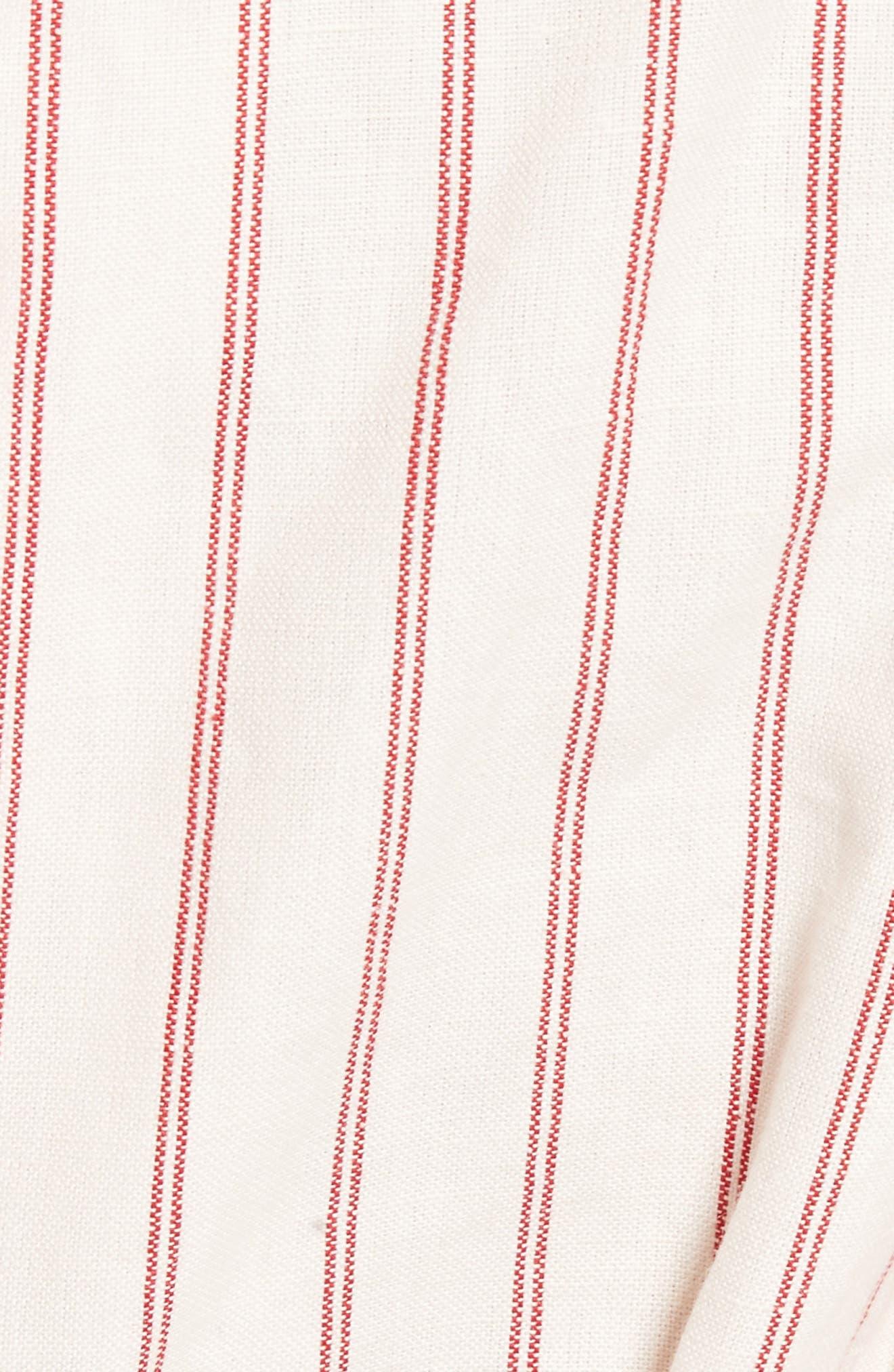 Alternate Image 3  - Jacquemus Arlesienne Shirtdress