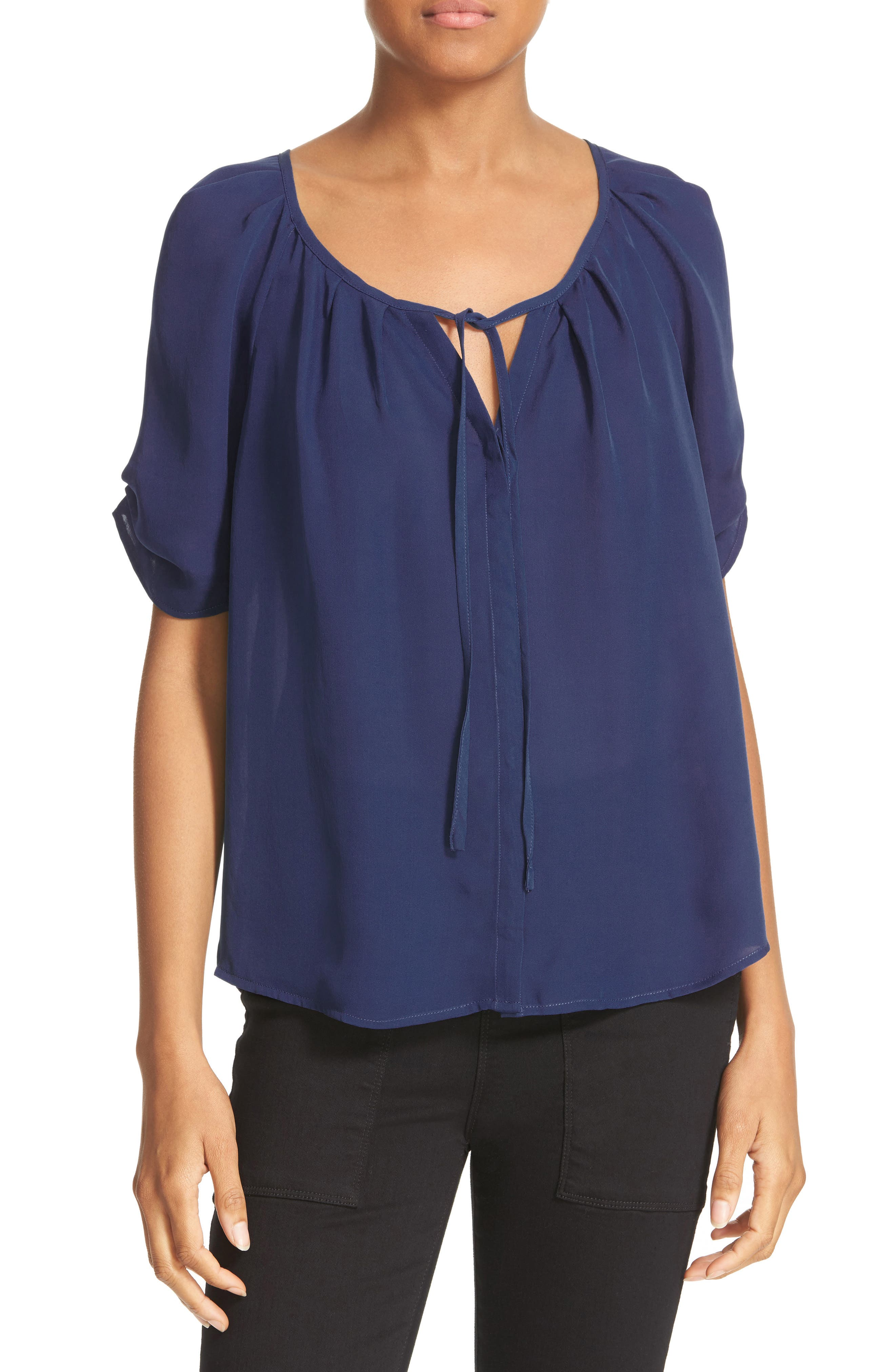 JOIE 'Berkeley' Silk Top