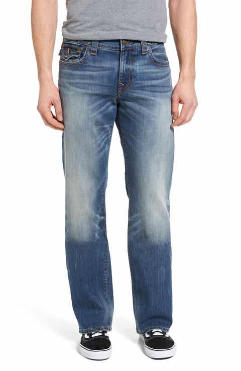 True Religion Brand Jeans Billy Bootcut Jeans (Rebellion)