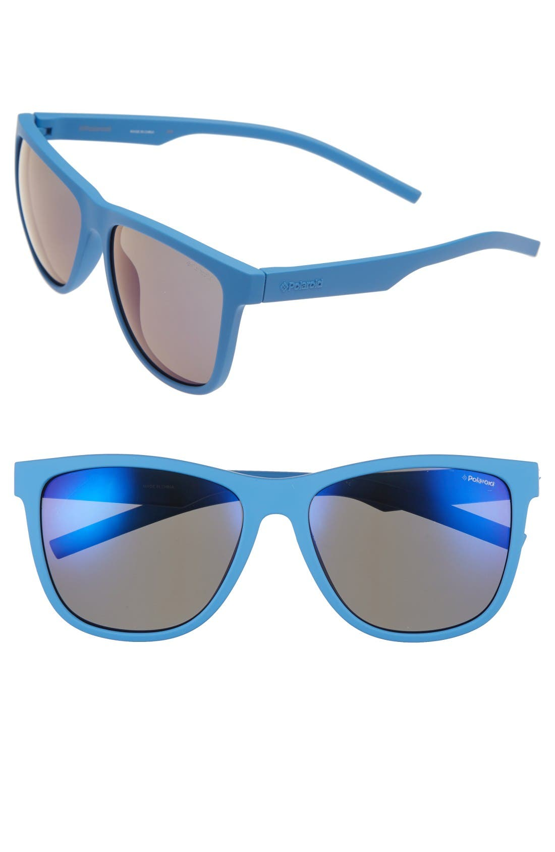 POLAROID EYEWEAR 6014/S 56mm Polarized Sunglasses