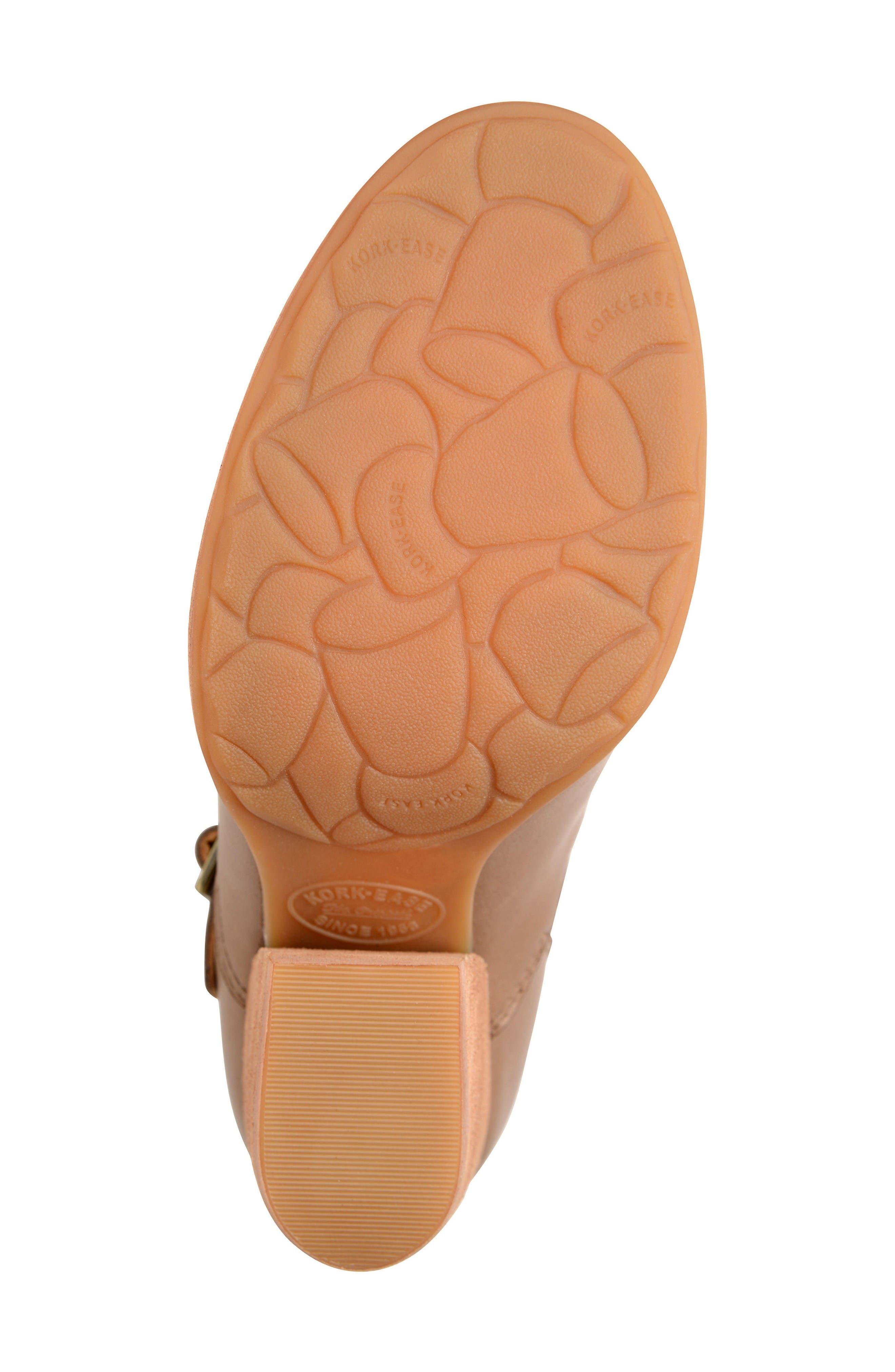Alternate Image 4  - Kork-Ease® 'Stina' Leather Bootie (Women)