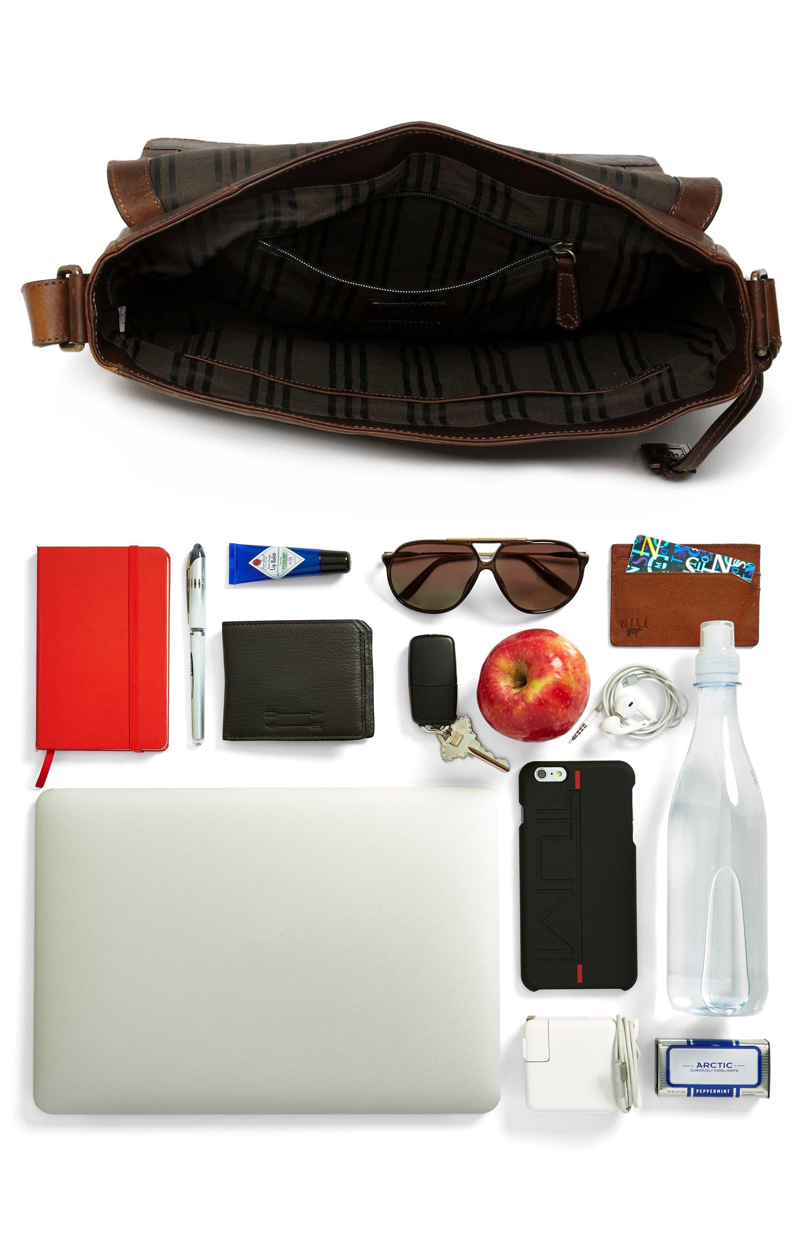 Alternate Image 5  - Frye 'Logan' Messenger Bag