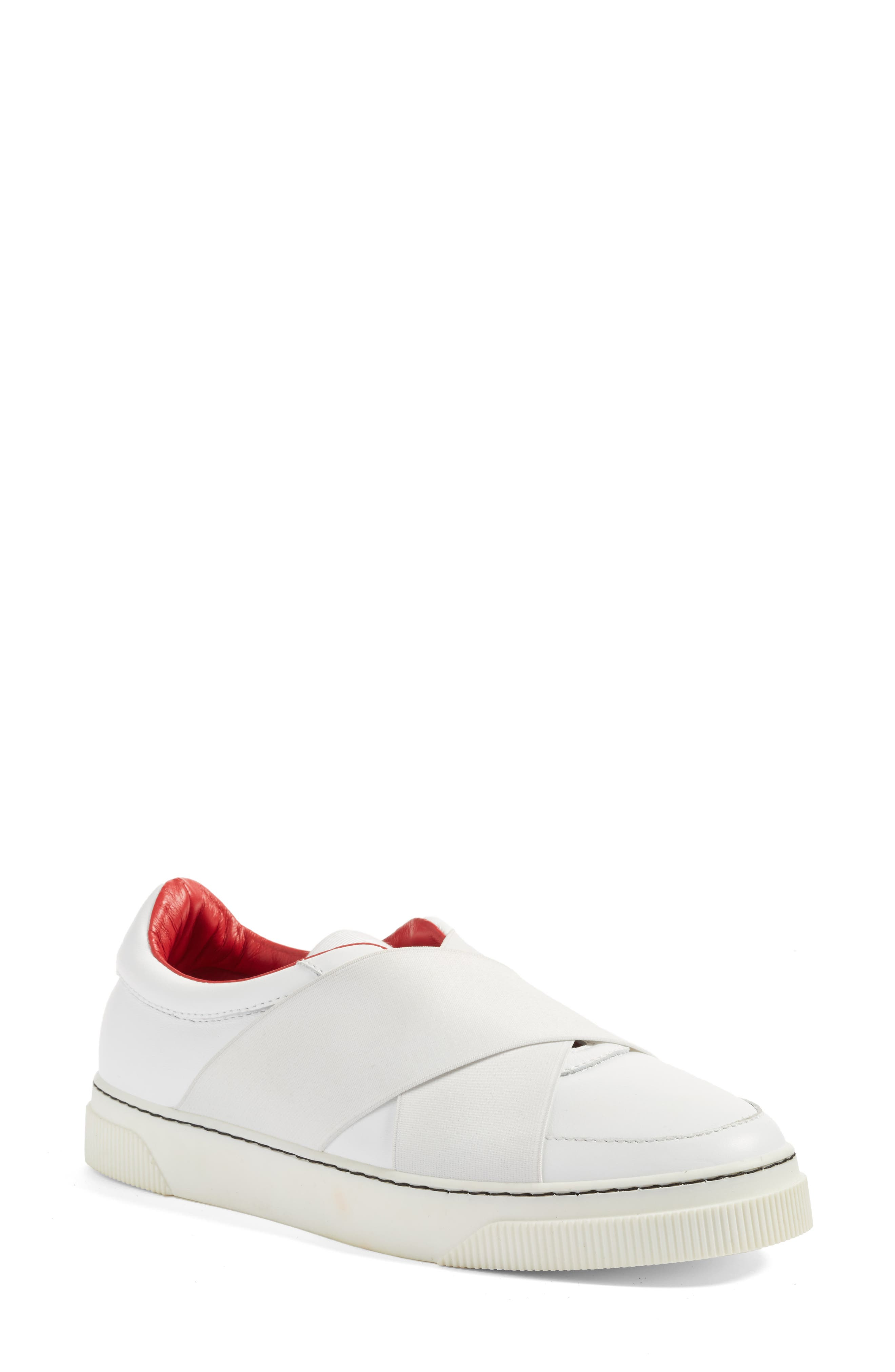 Proenza Schouler Crisscross Slip-On Sneaker (Women)