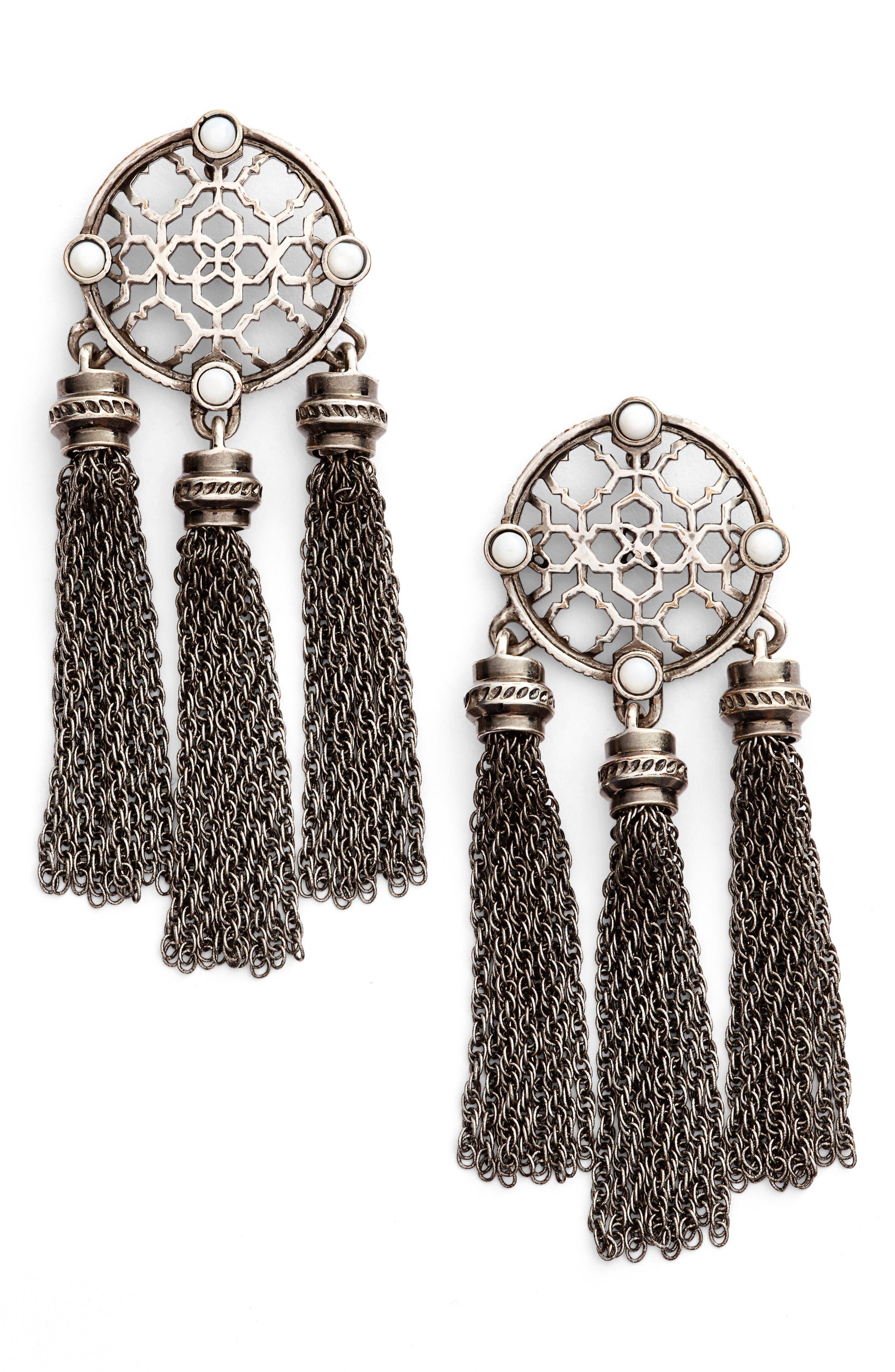 Alternate Image 1 Selected - Kendra Scott Adams Earrings