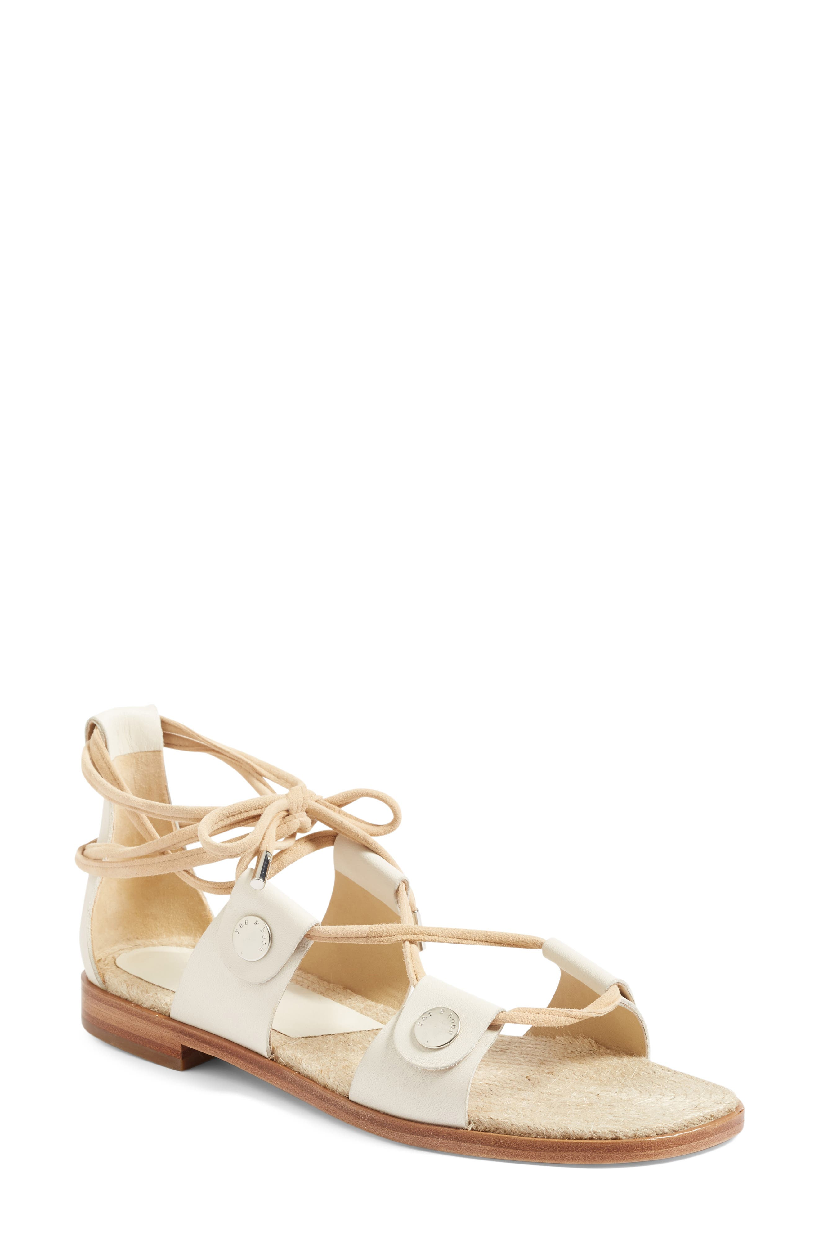 rag & bone Evelyn Sandal (Women)