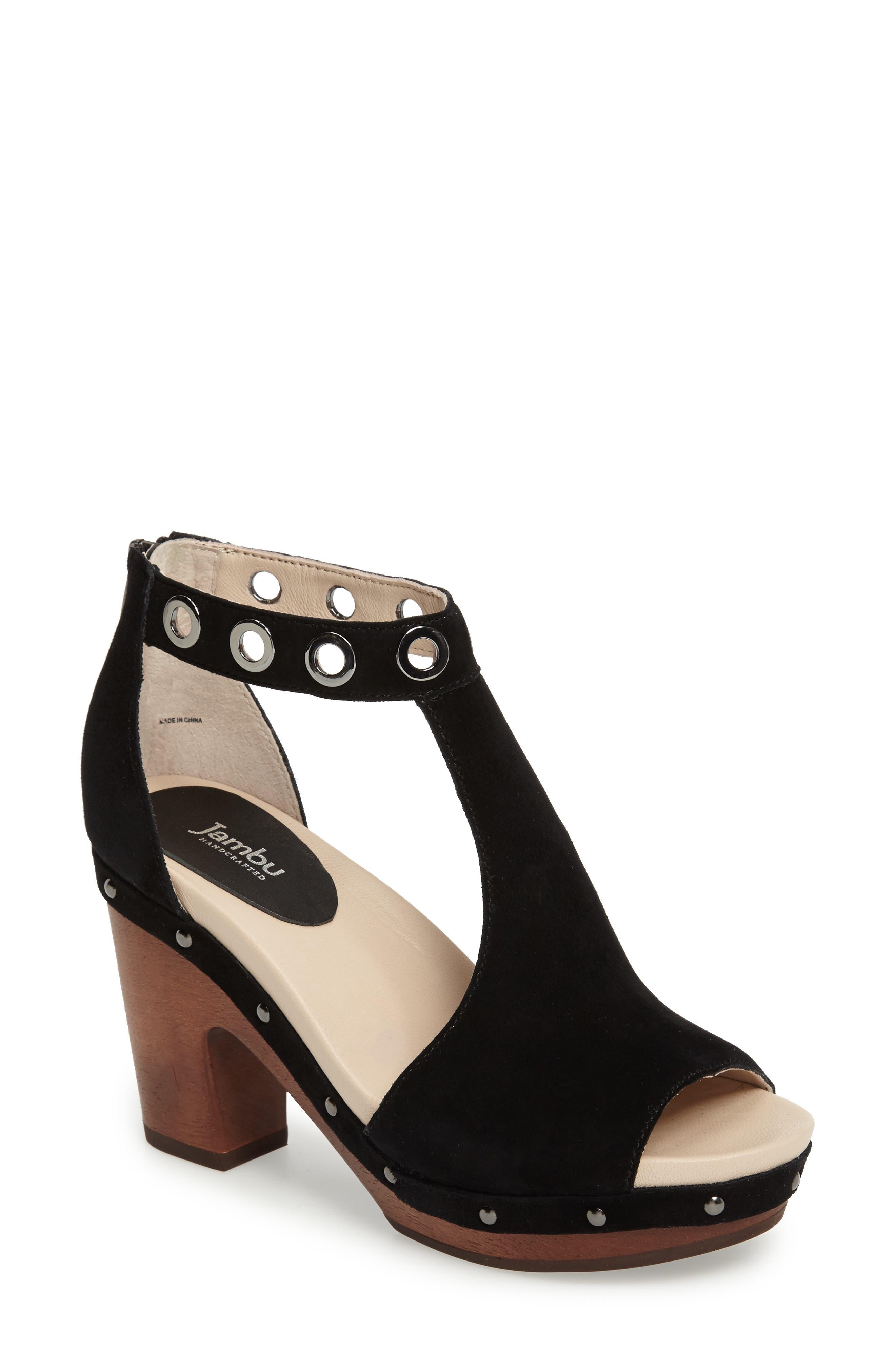 JAMBU Sheila Platform Sandal