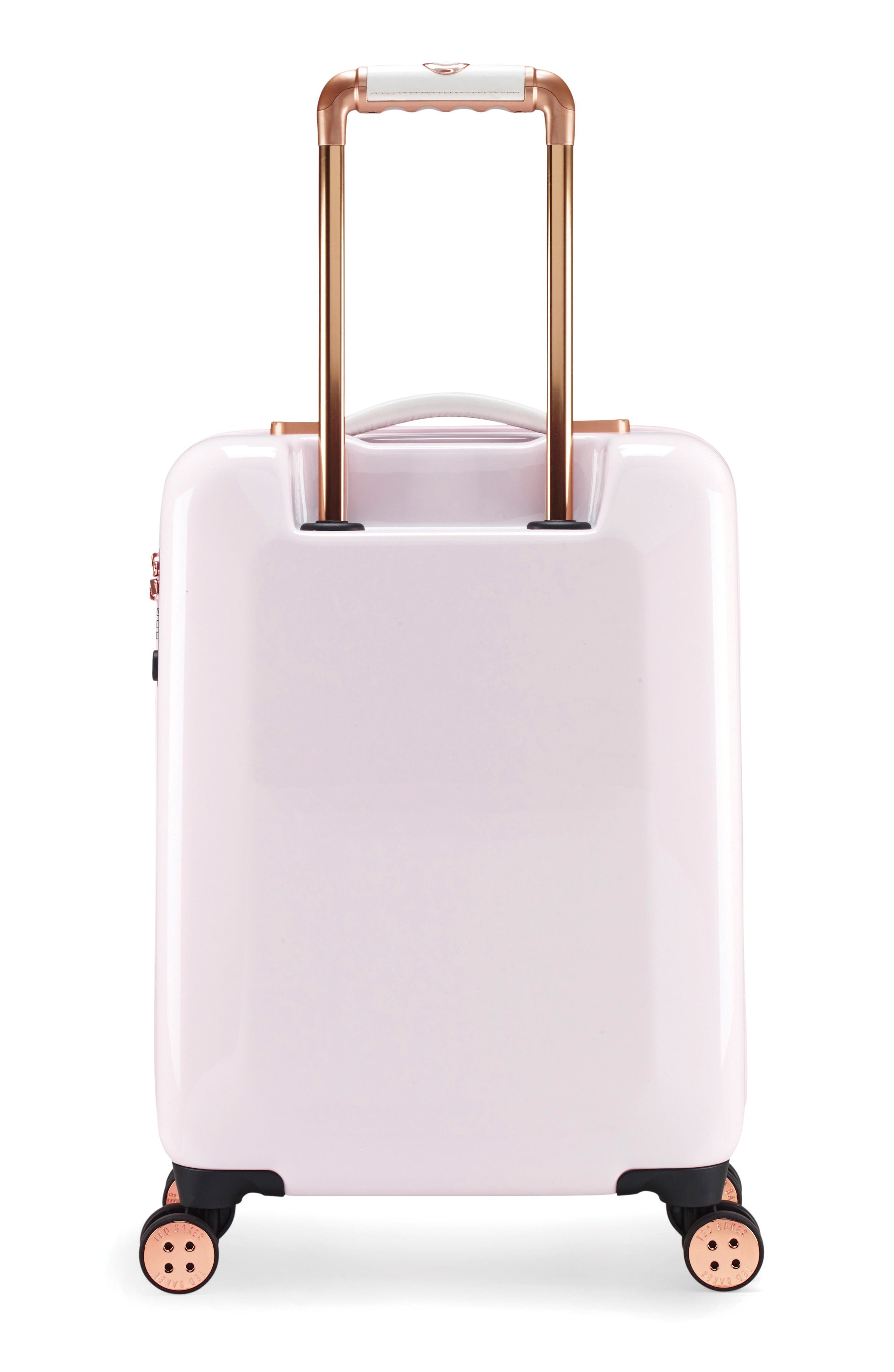 Alternate Image 2  - Ted Baker London Small Four-Wheel Suitcase (21 Inch)