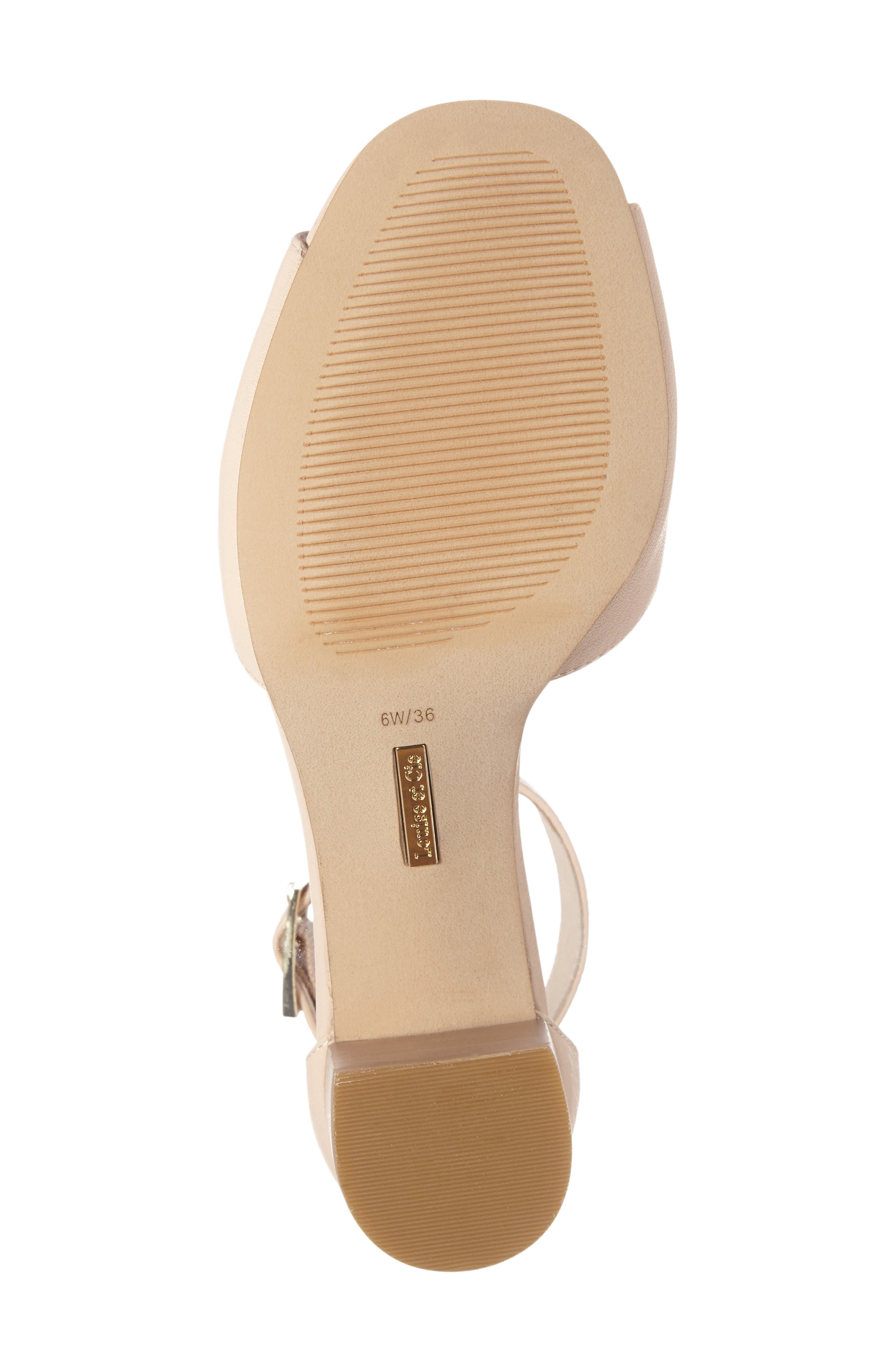 Alternate Image 4  - Louise et Cie Karisa Ankle Cuff Sandal (Women)