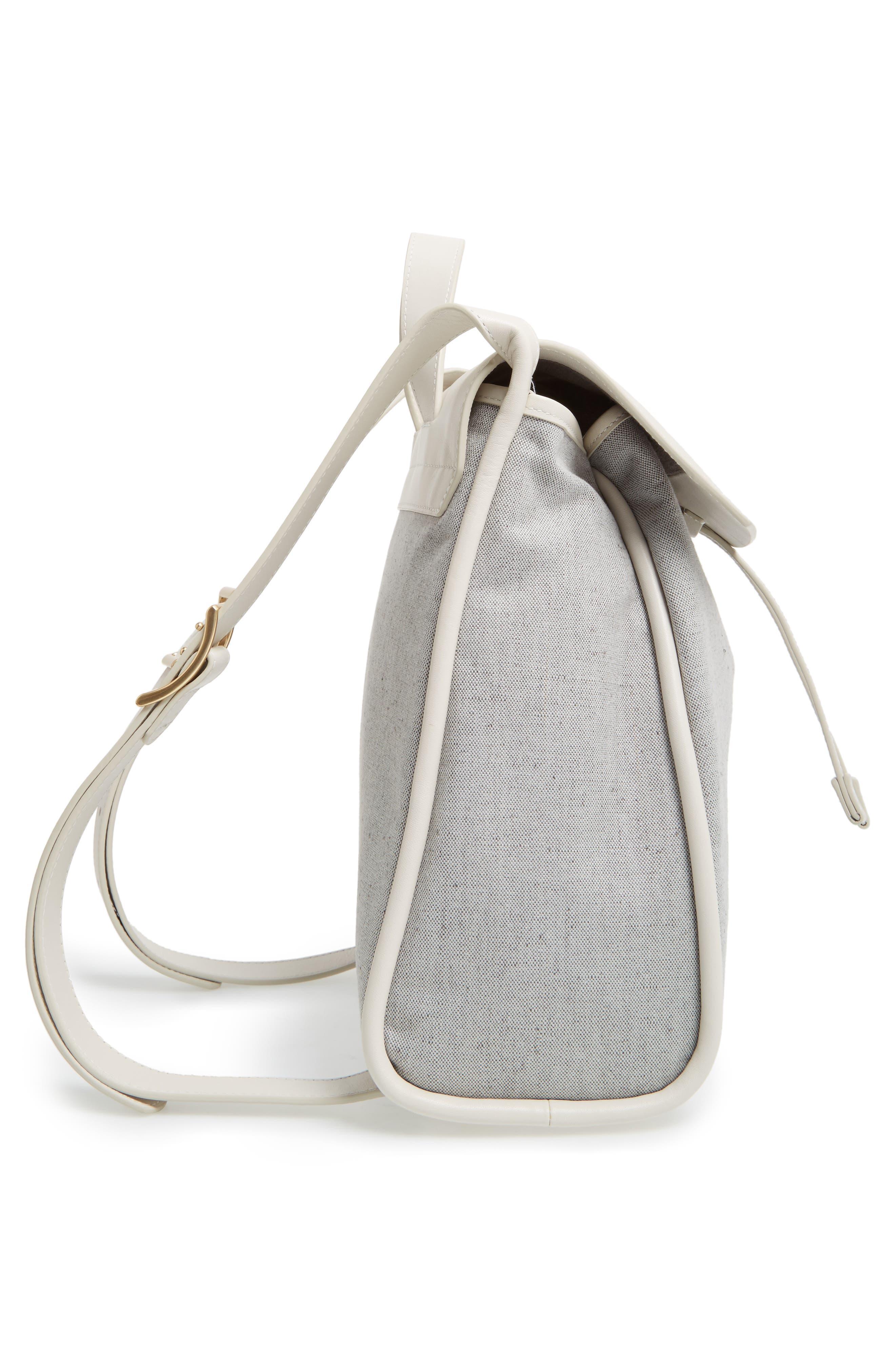 Alternate Image 4  - Skagen Ebba Twill Backpack