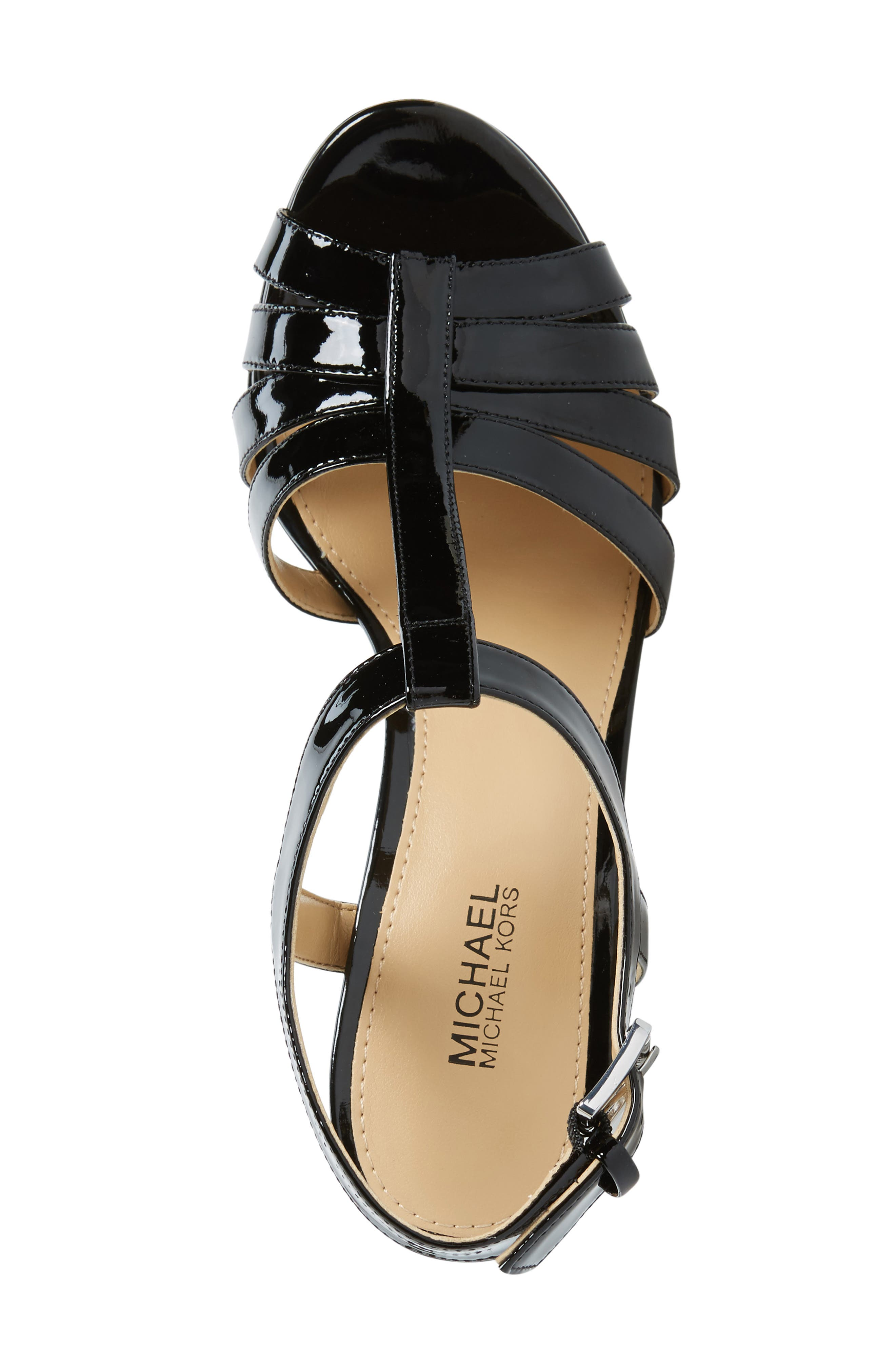 Alternate Image 3  - MICHAEL Michael Kors Catalina Platform Sandal (Women)