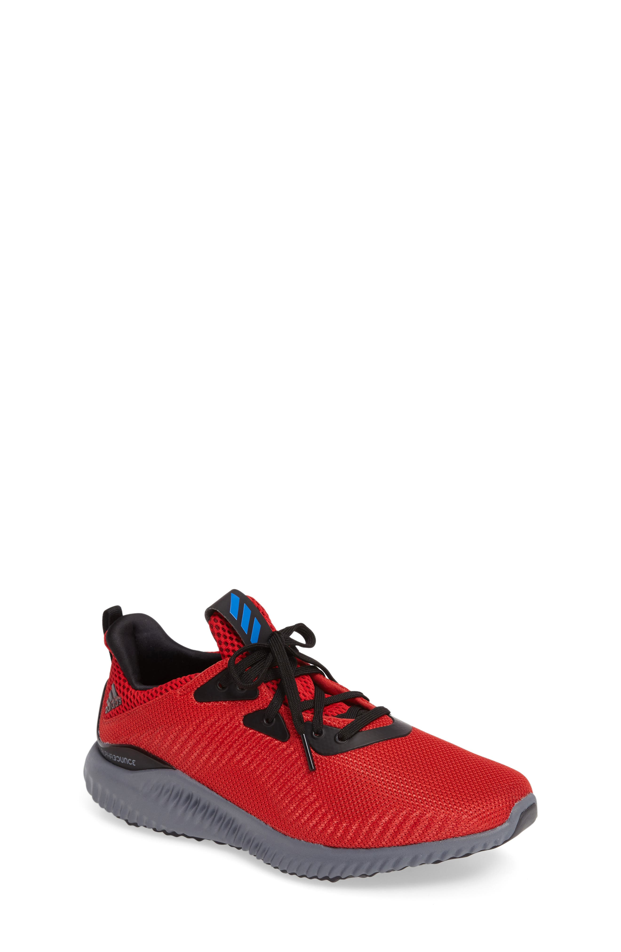 adidas AlphaBOUNCE Sneaker (Toddler, Little Kid & Big Kid)