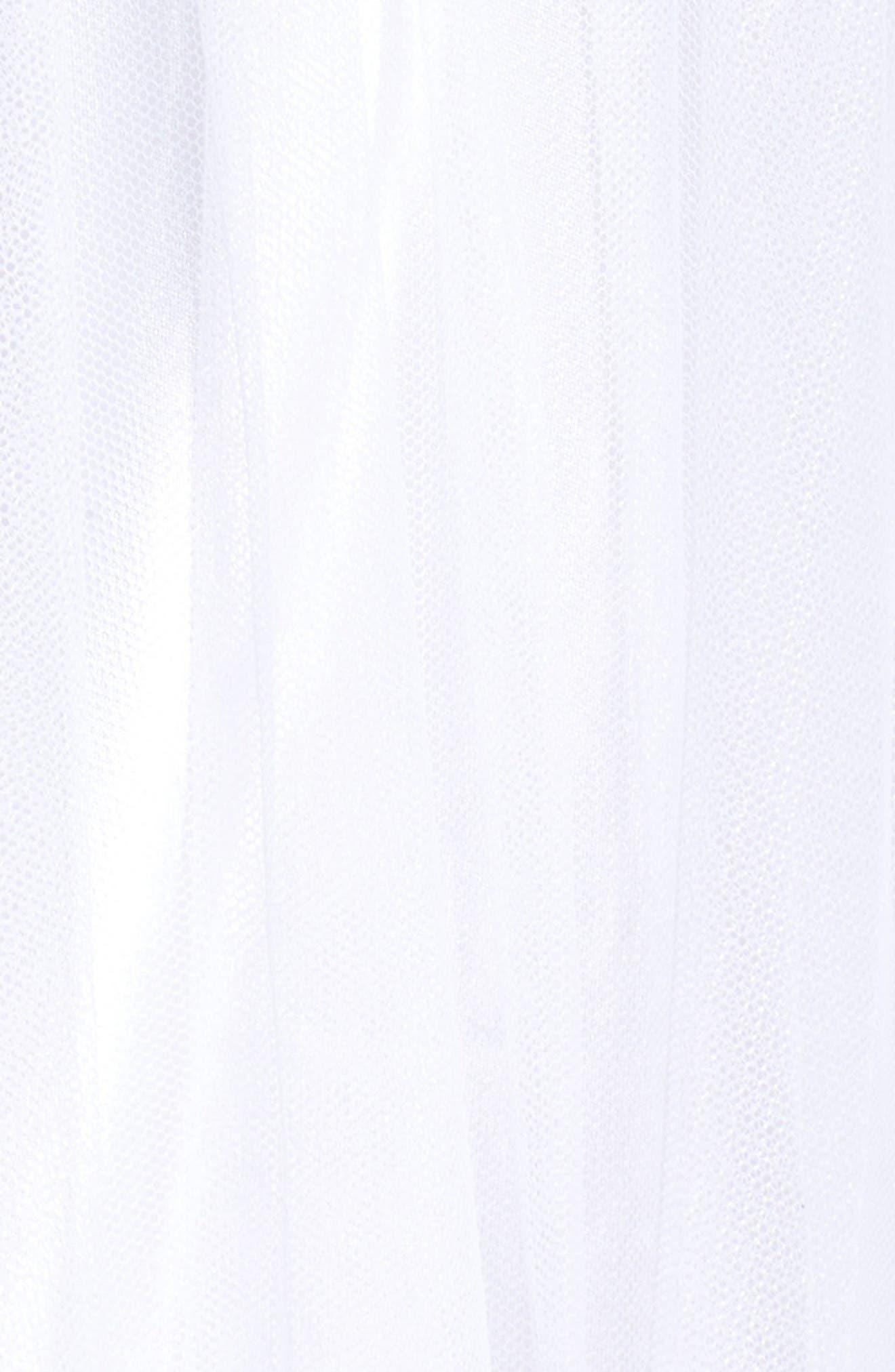 Alternate Image 6  - Blondie Nites Strapless Bustier Gown