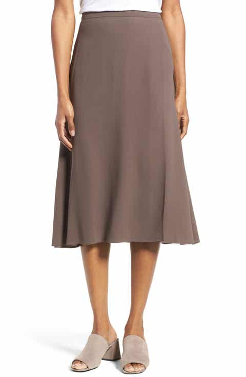 A-Line Work Skirts for Women | Nordstrom