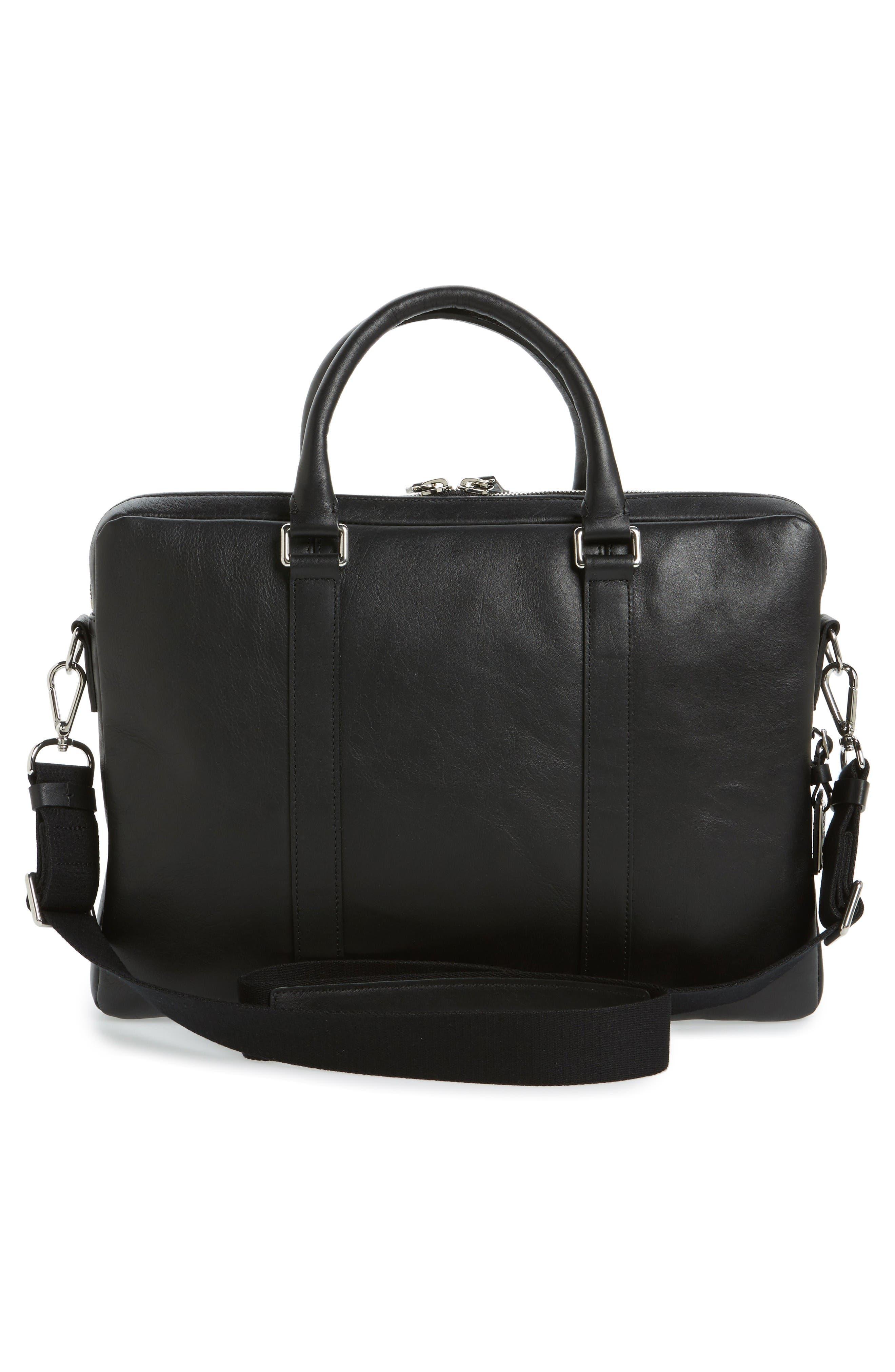 Alternate Image 3  - Shinola Signature Leather Briefcase