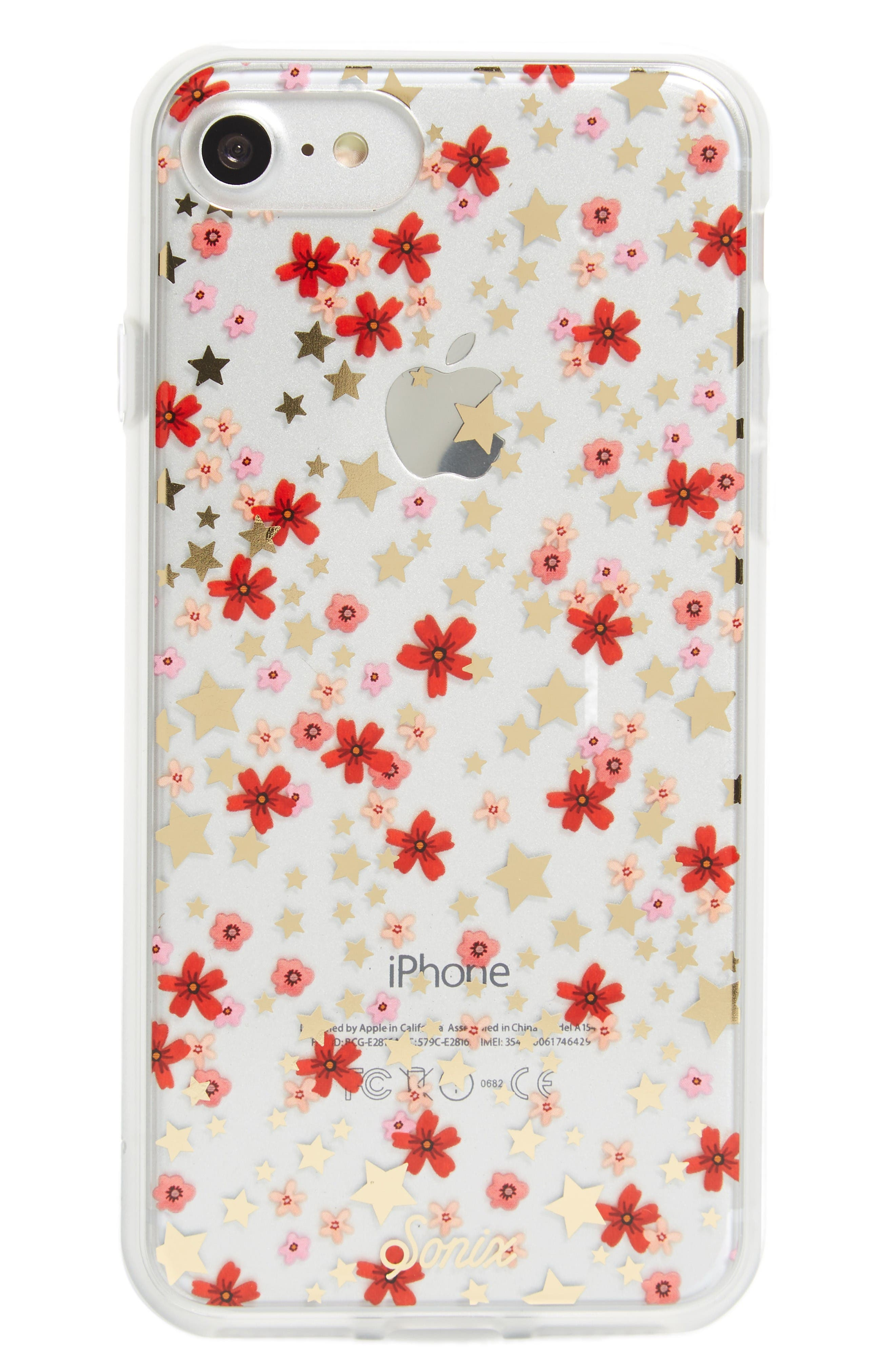 Alternate Image 1 Selected - Sonix Floral Bunch iPhone Case (7 & 7 Plus)