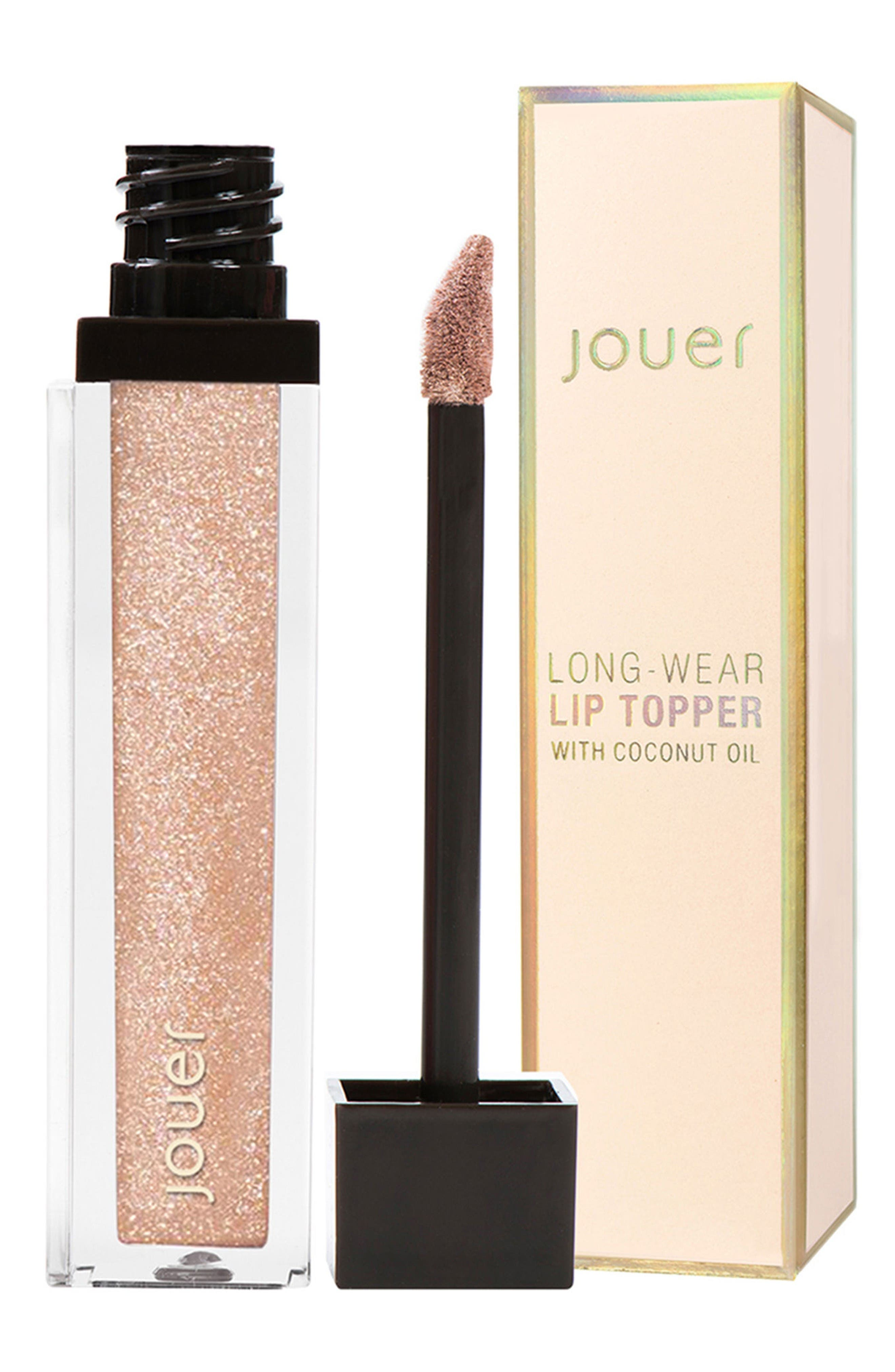 Alternate Image 5  - Jouer Skinny Dip Long-Wear Lip Topper