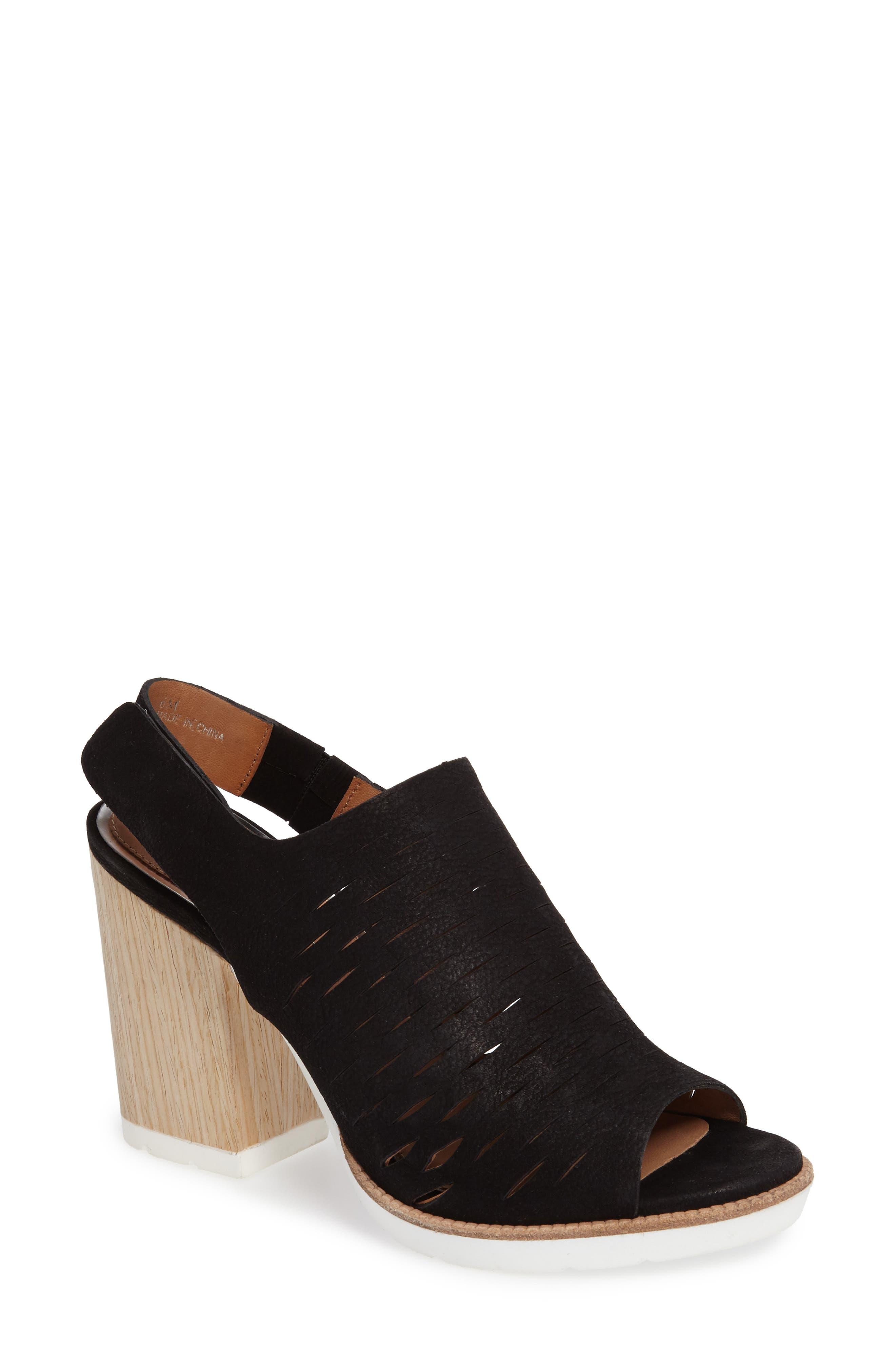 Linea Paolo Gilly Slingback Sandal (Women)
